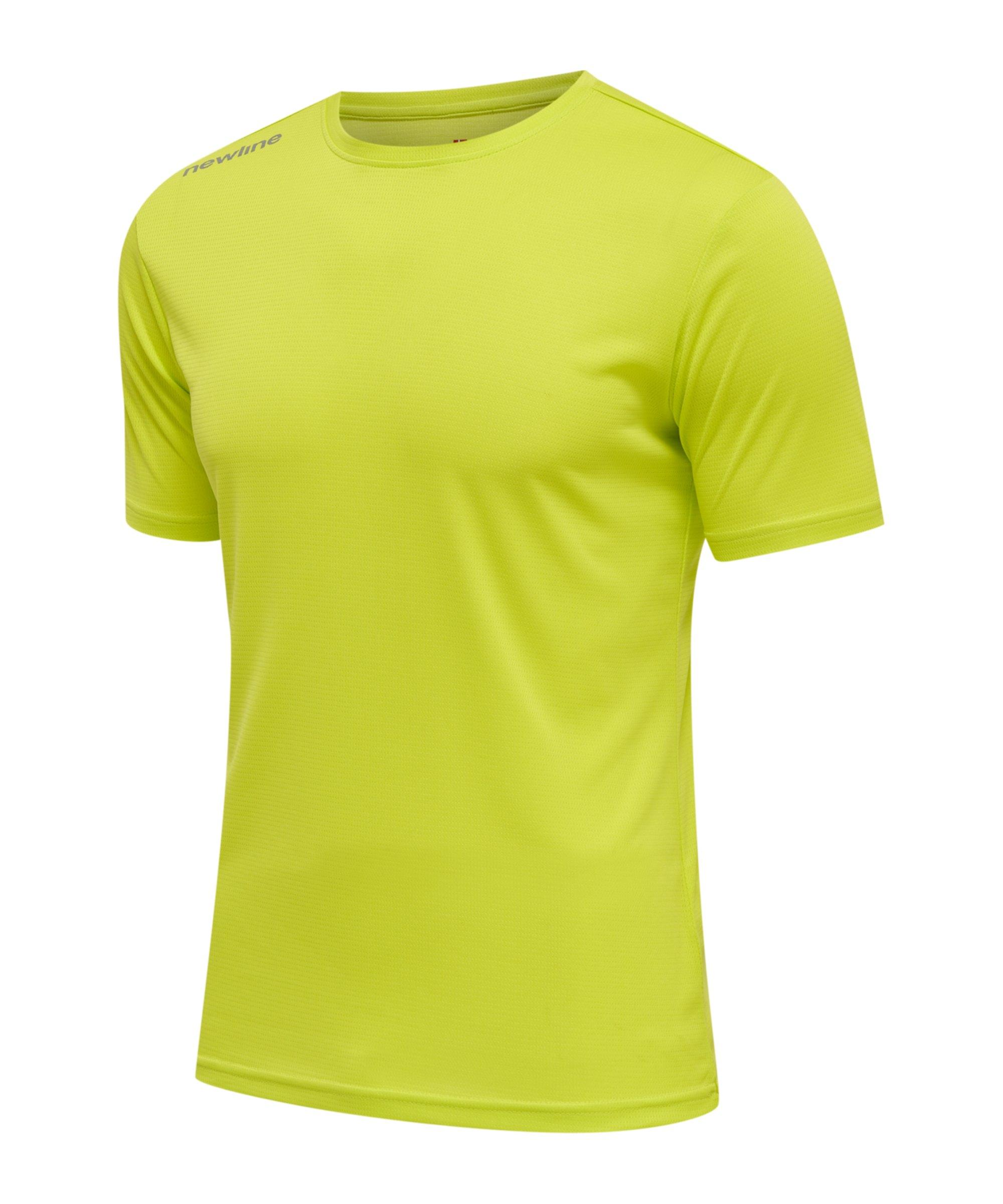 Newline Core Functional T-Shirt Running Grün F6120 - gruen