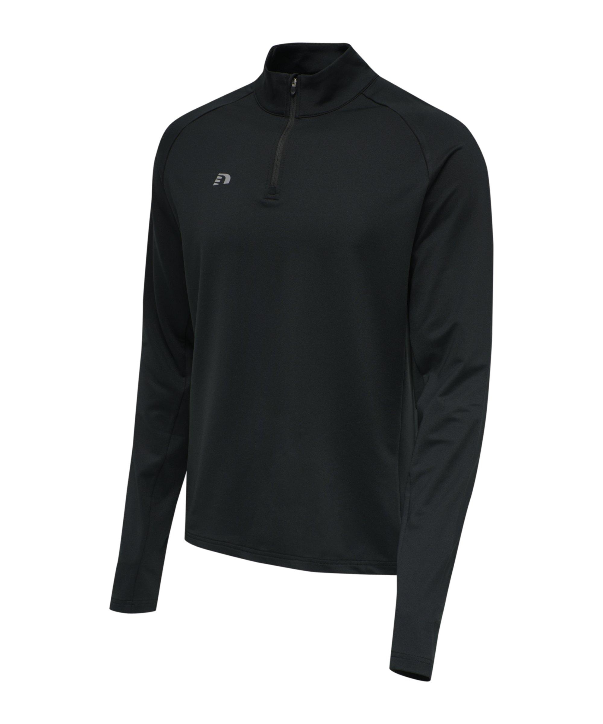 Newline Core HalfZip Sweatshirt Running F2001 - schwarz
