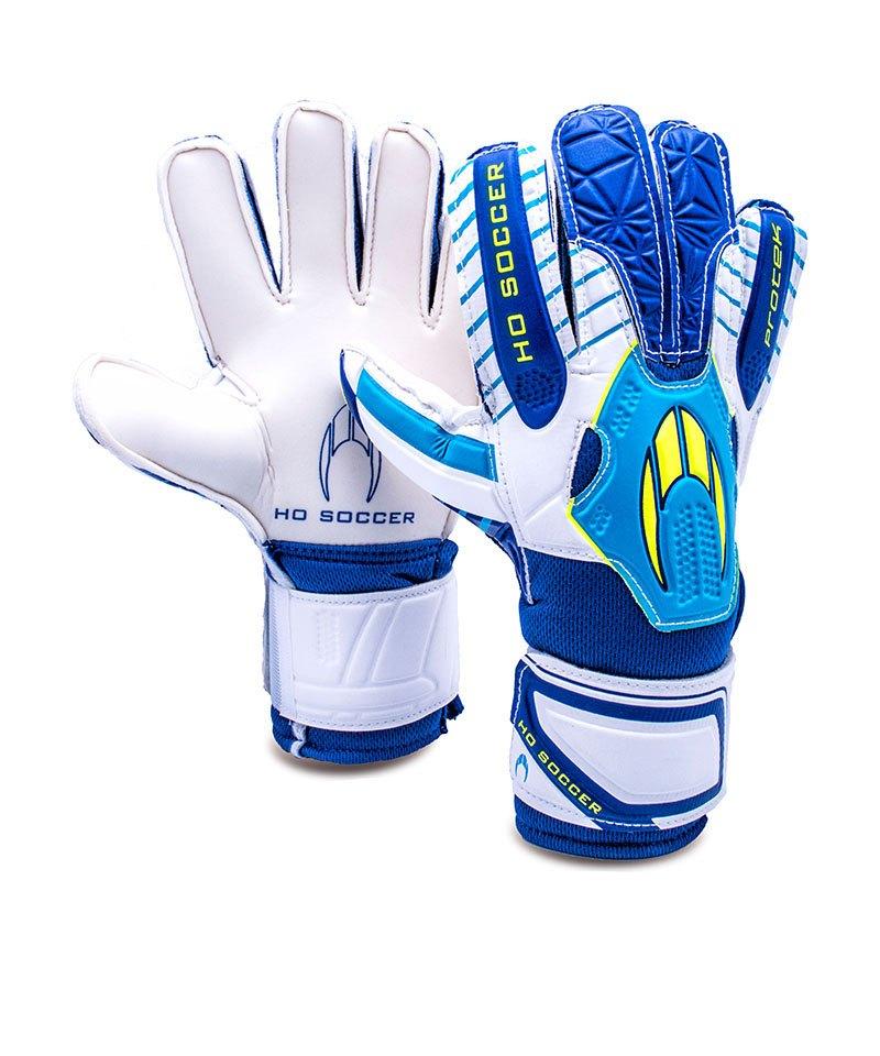 HO Soccer Torwarthandschuh Replica Protek Blau - blau