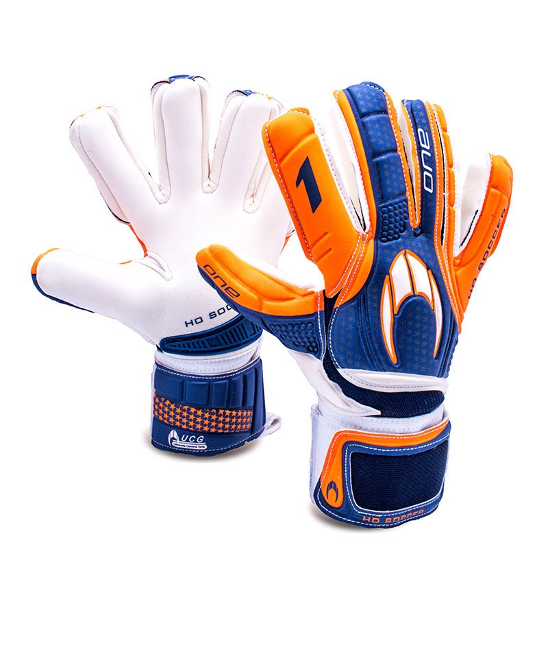 HO Soccer TW-Handschuh One Negative UCG Orange - orange