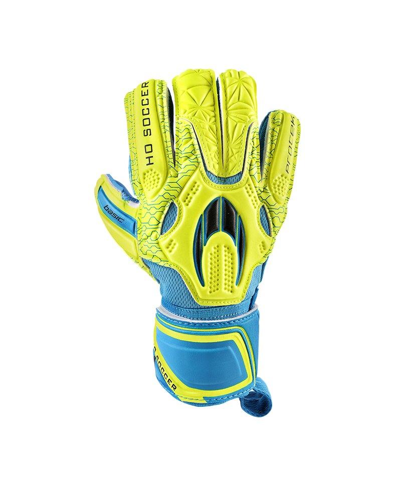 HO Soccer Basic Protek TW-Handschuh Blau - blau