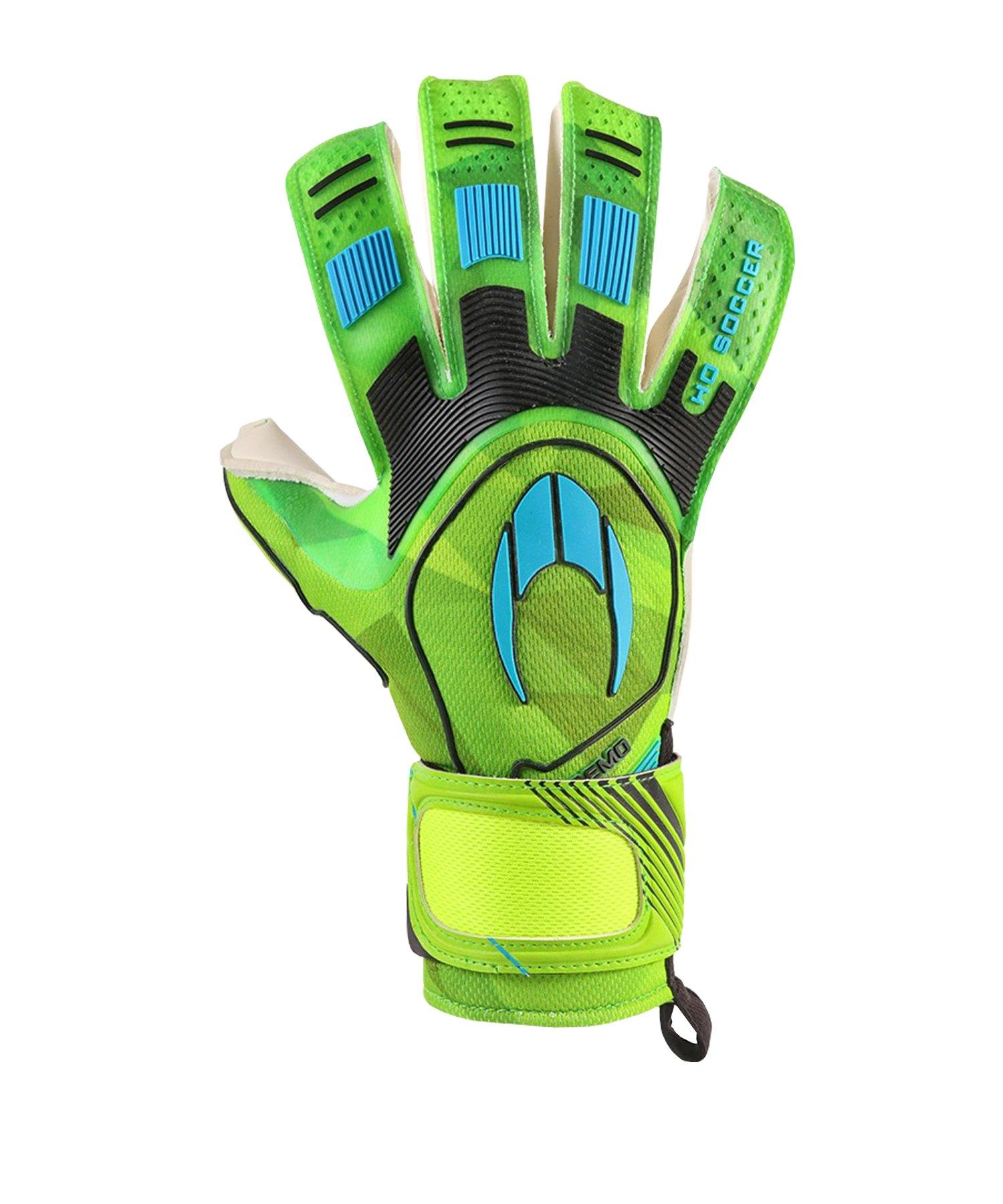 HO Soccer SSG Supremo 2 Roll TW-Handschuhe Grün - gruen
