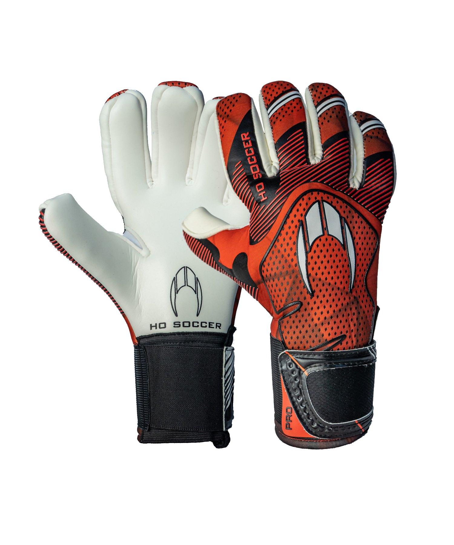 HO Soccer Supremo PN Tom Smith TW-Handschuhe Rot - rot