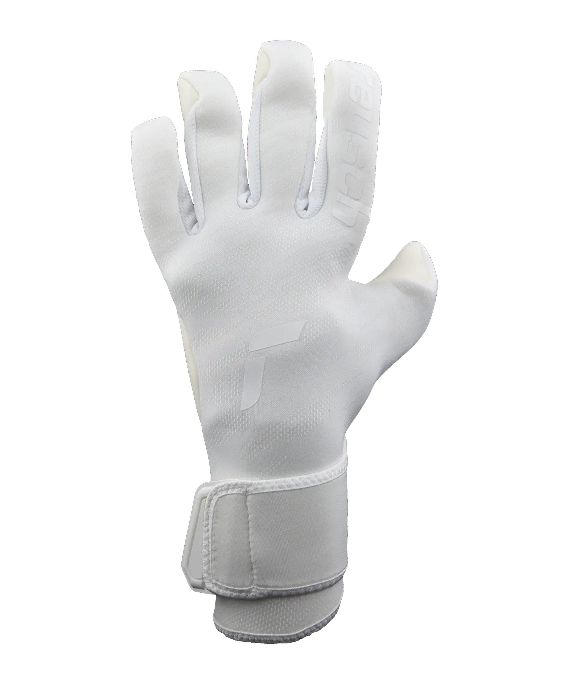 Reusch Contact Totalwhite Silver KS TW-Handschuhe F1100 - weiss