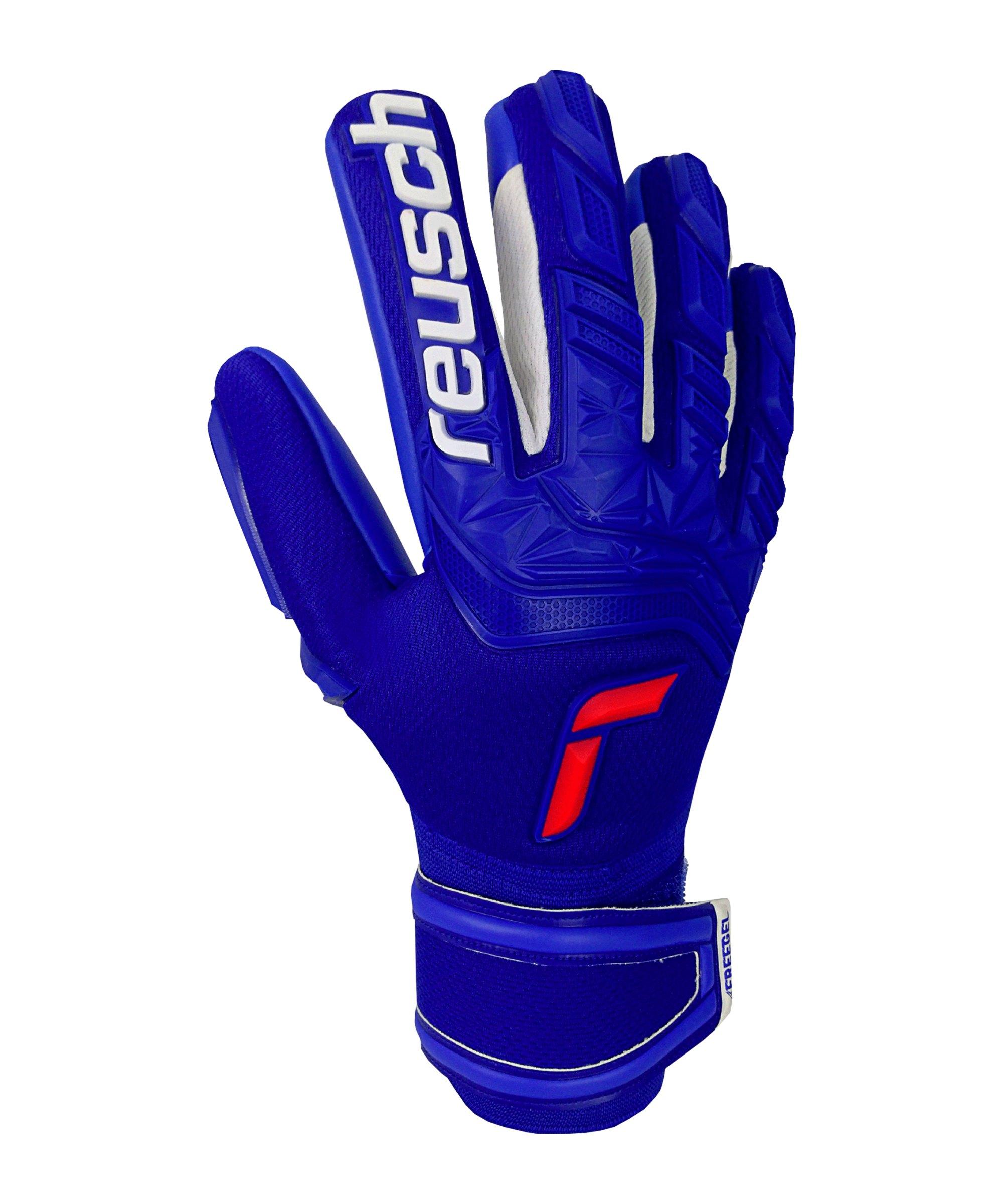 Reusch Attrakt Freegel TW-Handschuh F4010 - blau