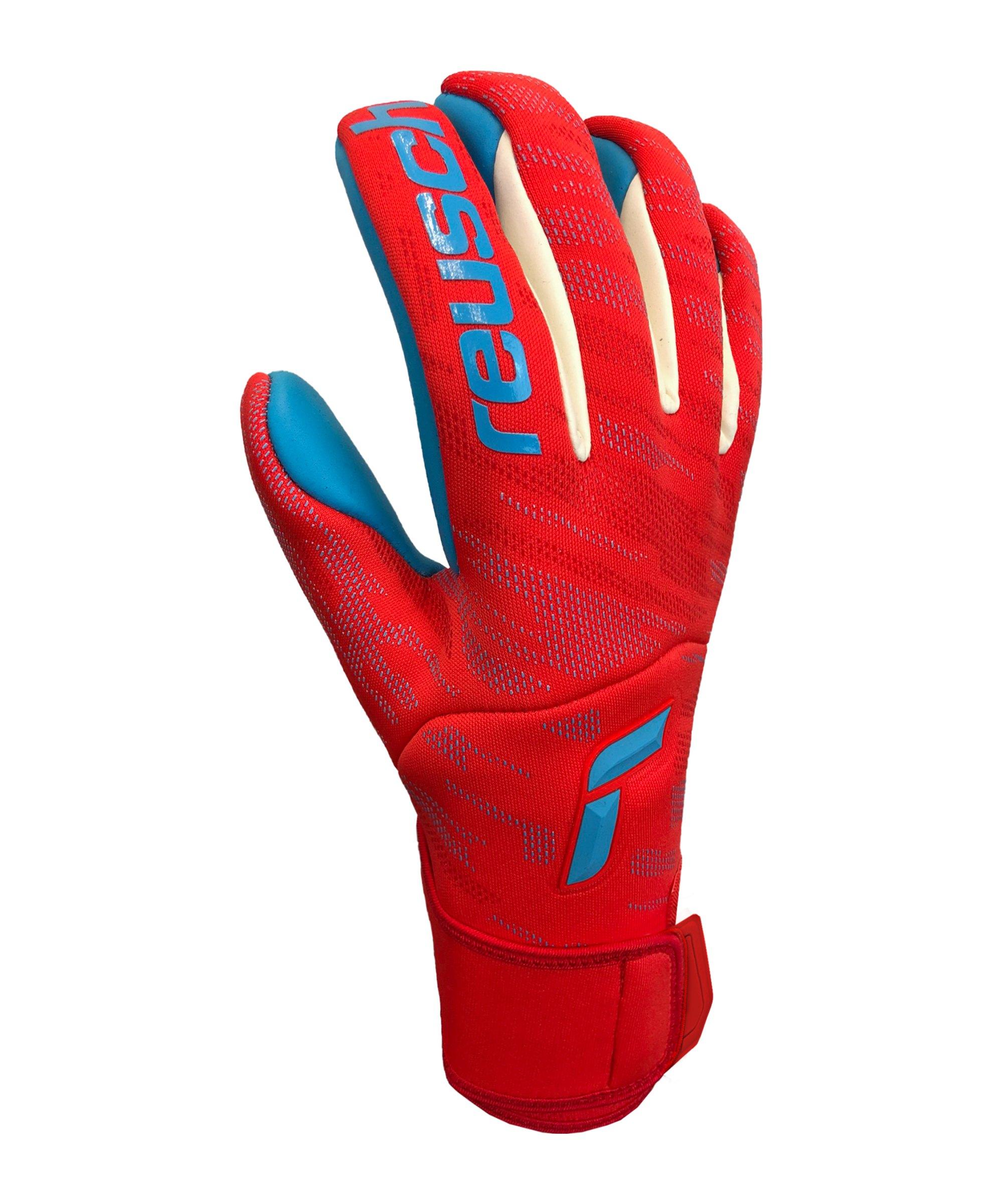 Reusch Pure Contact Aqua TW-Handschuh F3001 - rot