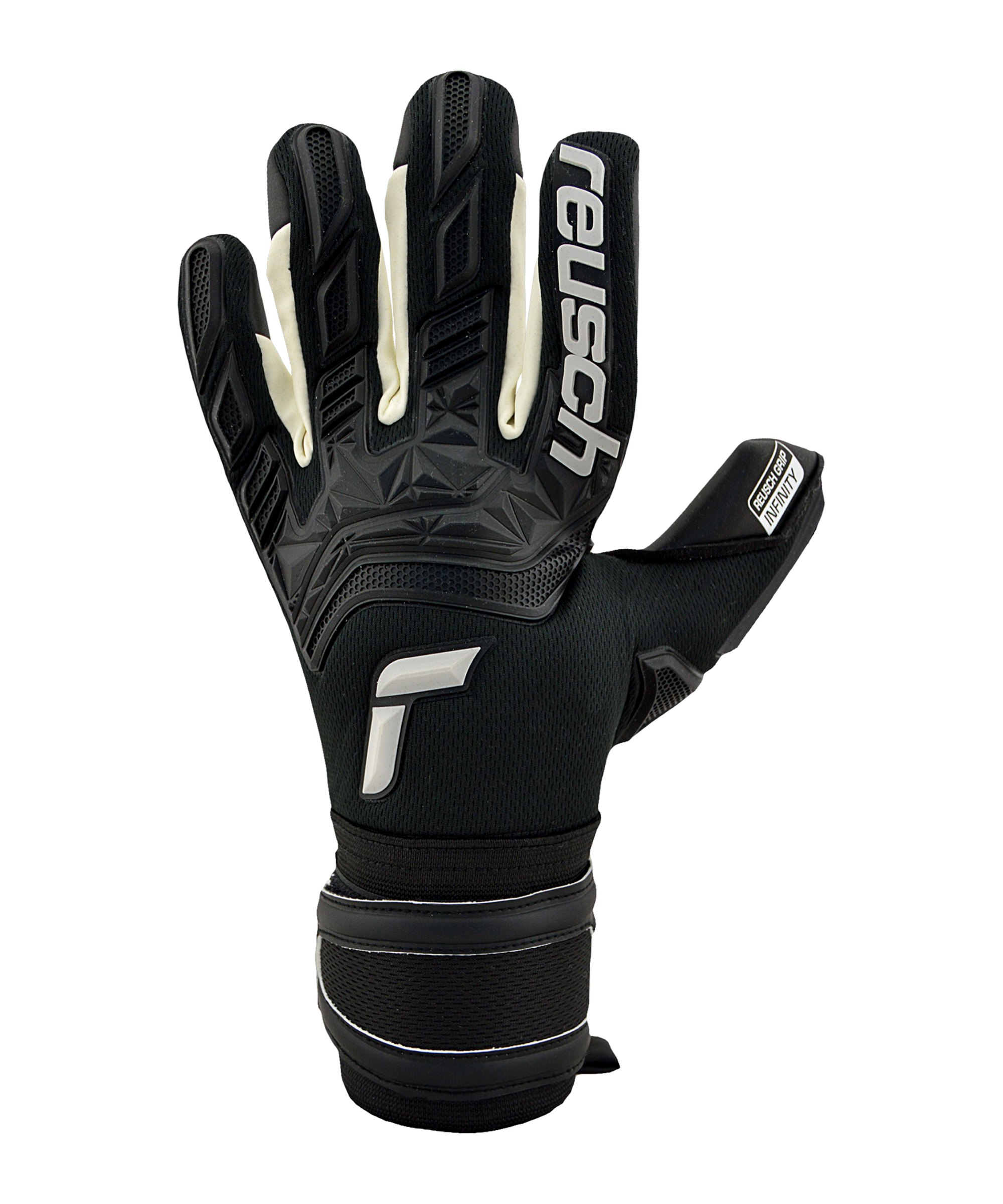 Reusch Attrakt Freegel Infinity TW-Handschuh F7700 - schwarz