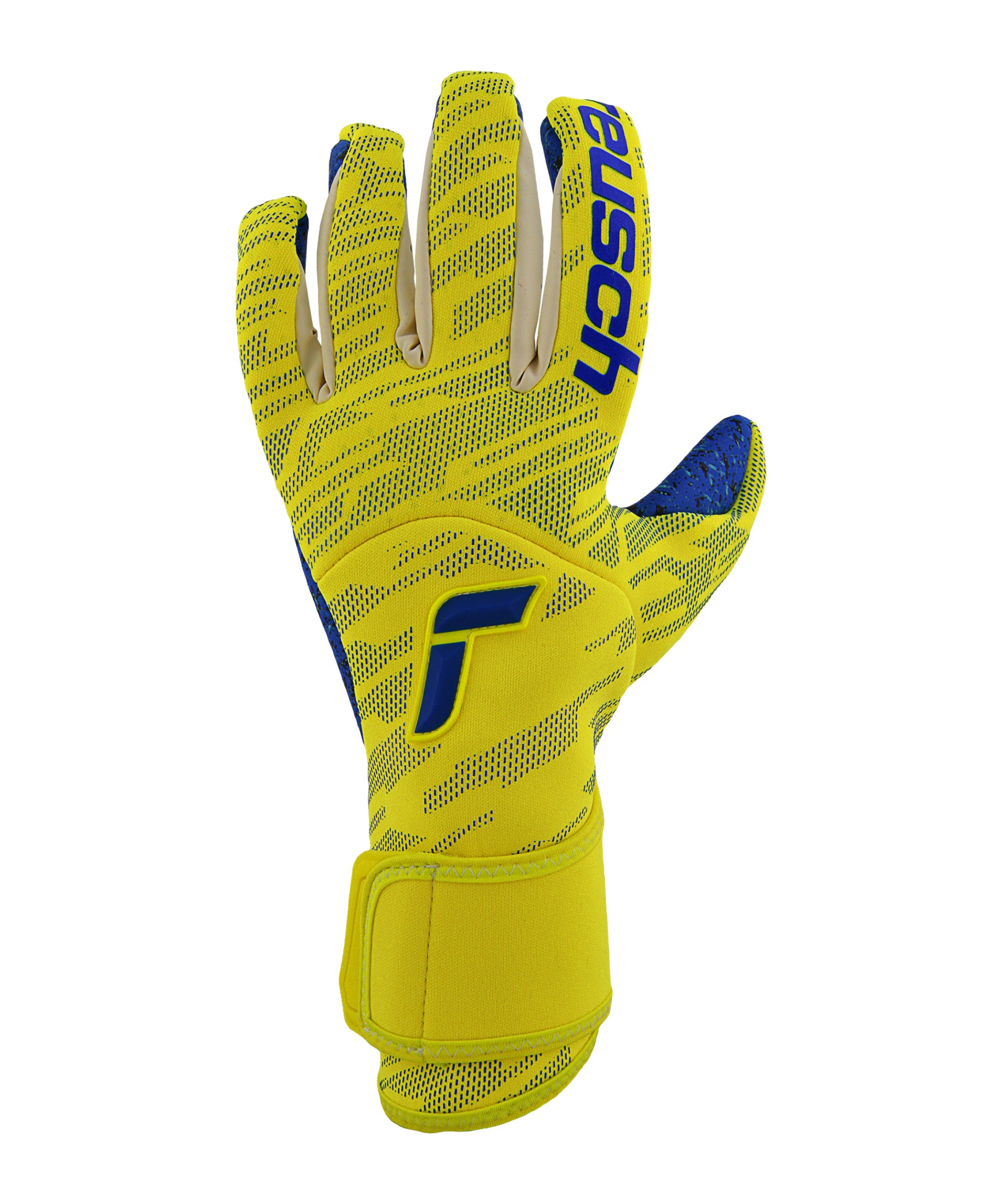 Reusch Pure Contact Fusion TW-Handschuh F2199 - gelb
