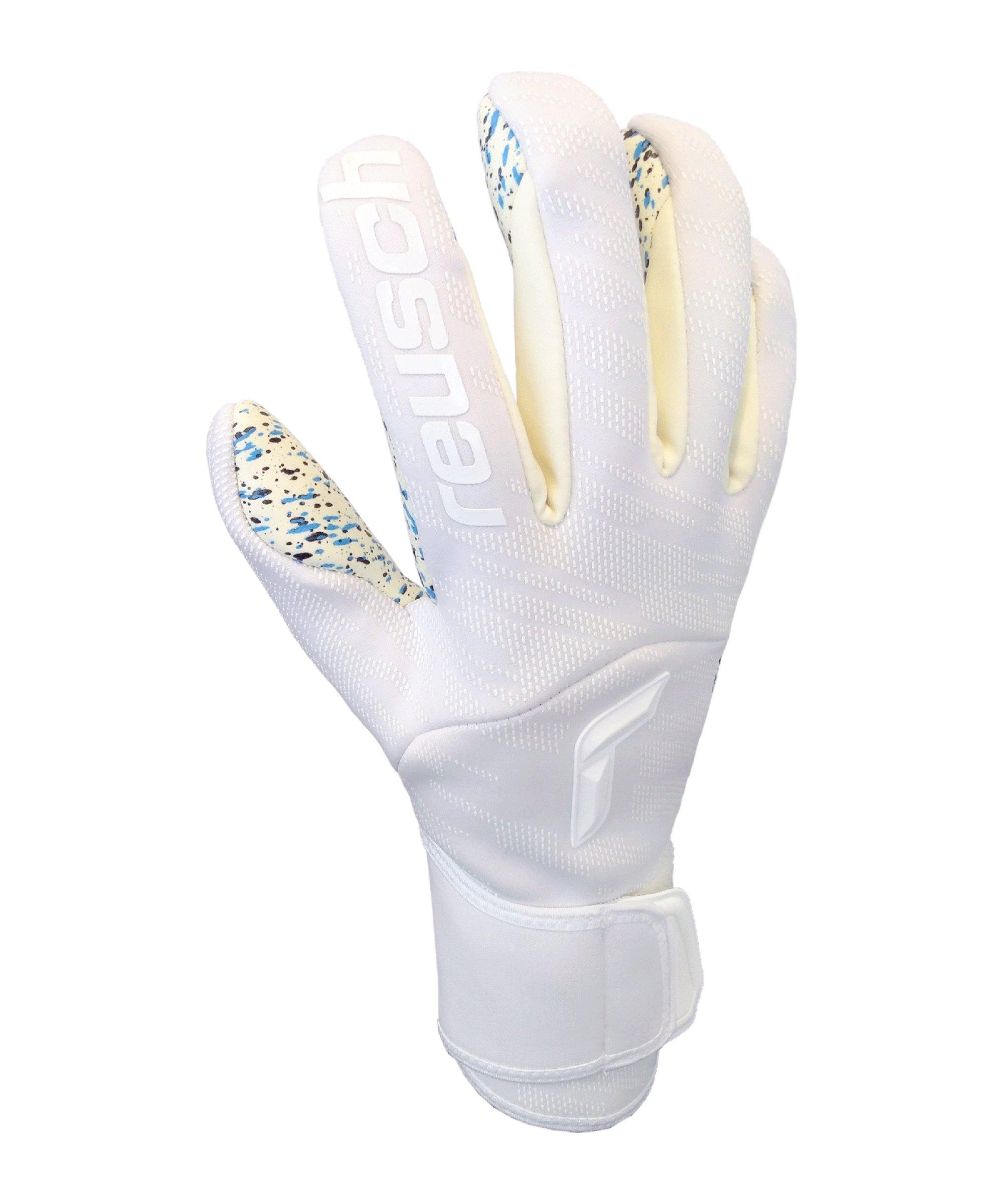 Reusch Pure Contact Fusion TW-Handschuh F1100 - weiss