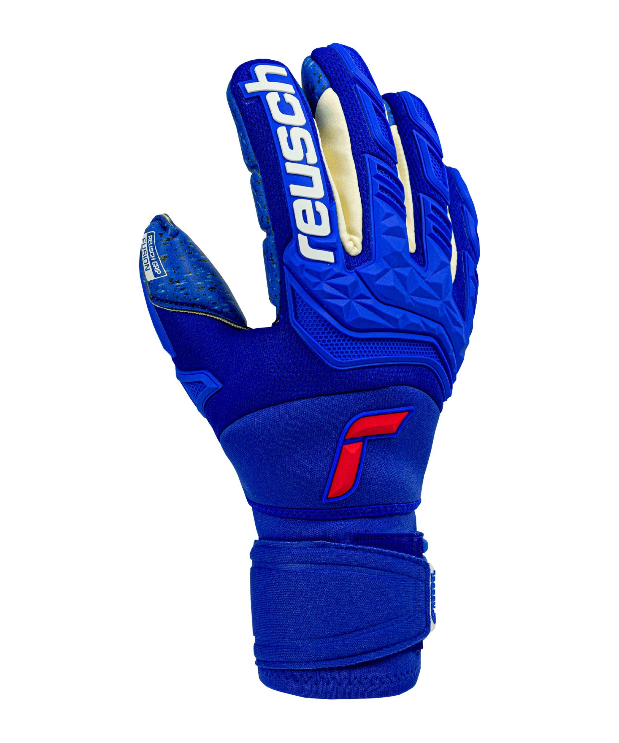 Reusch Attrakt Freegel Fusion Ortho-Tec F4010 - blau