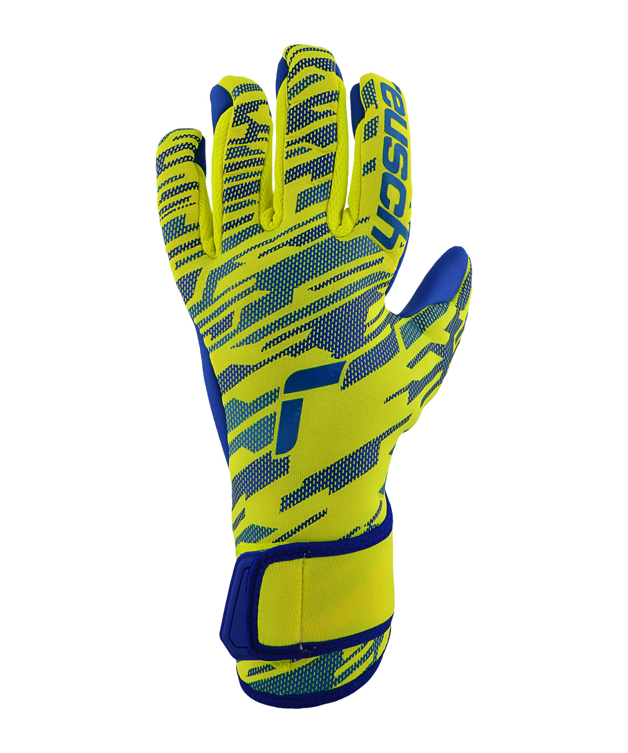 Reusch Pure Contact TW-Handschuh Junior F2199 - gelb