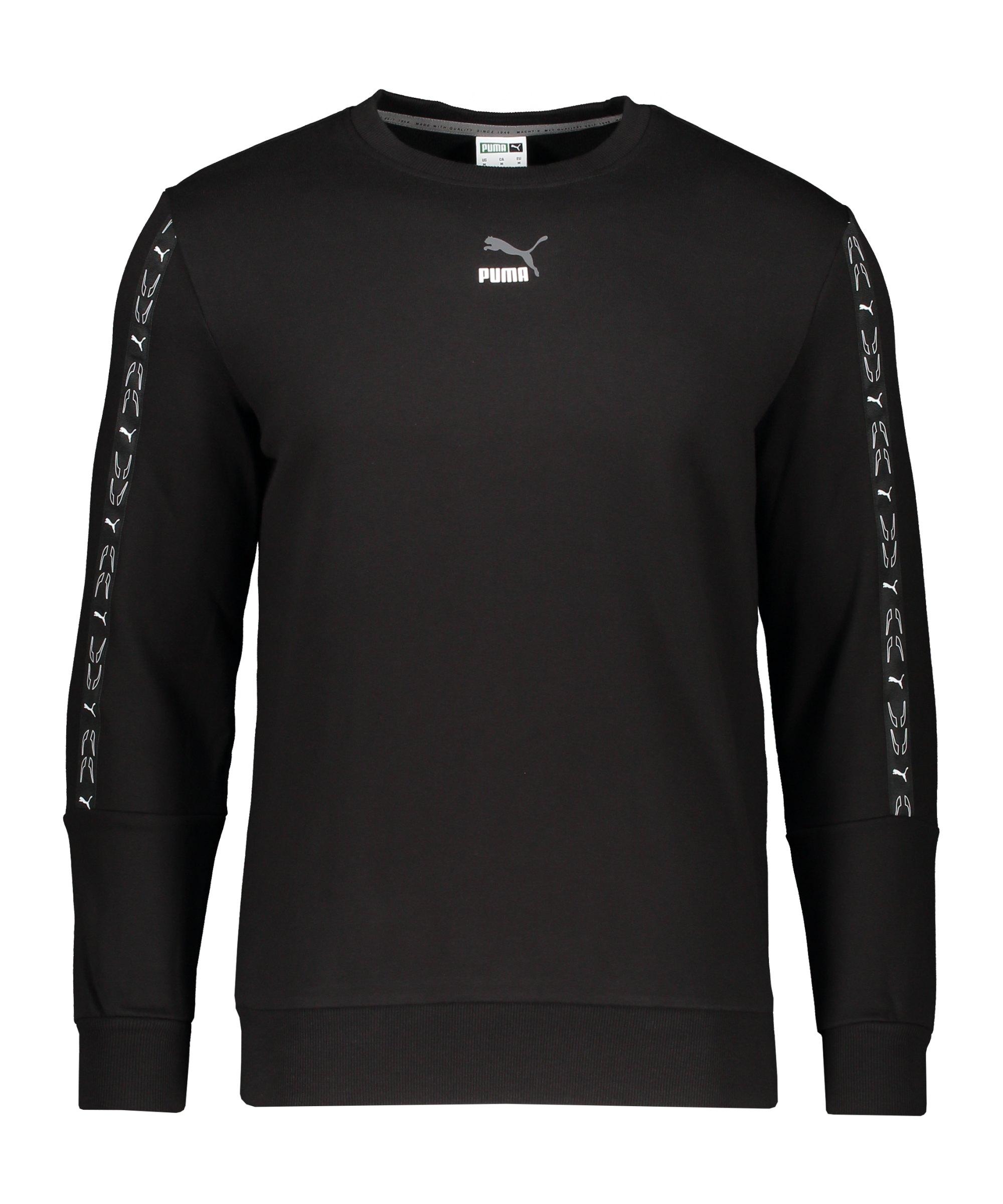 PUMA ELEVATE Sweatshirt Schwarz F01 - schwarz