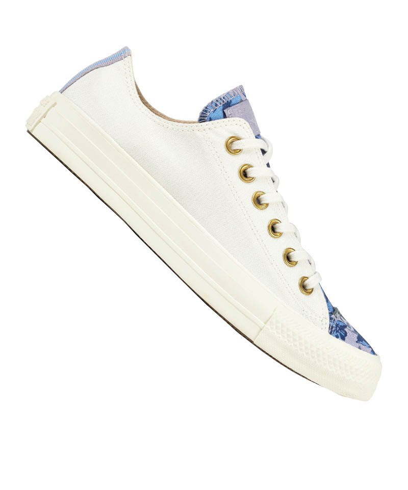 Converse Chuck Taylor AS OX Sneaker Damen F281 - weiss