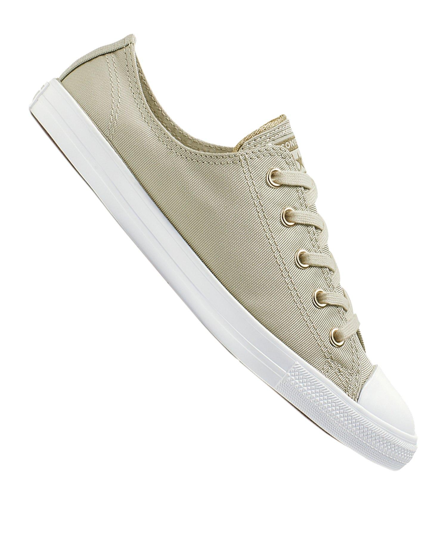 Converse Chuck Taylor AS OX Sneaker Damen F314 - gruen