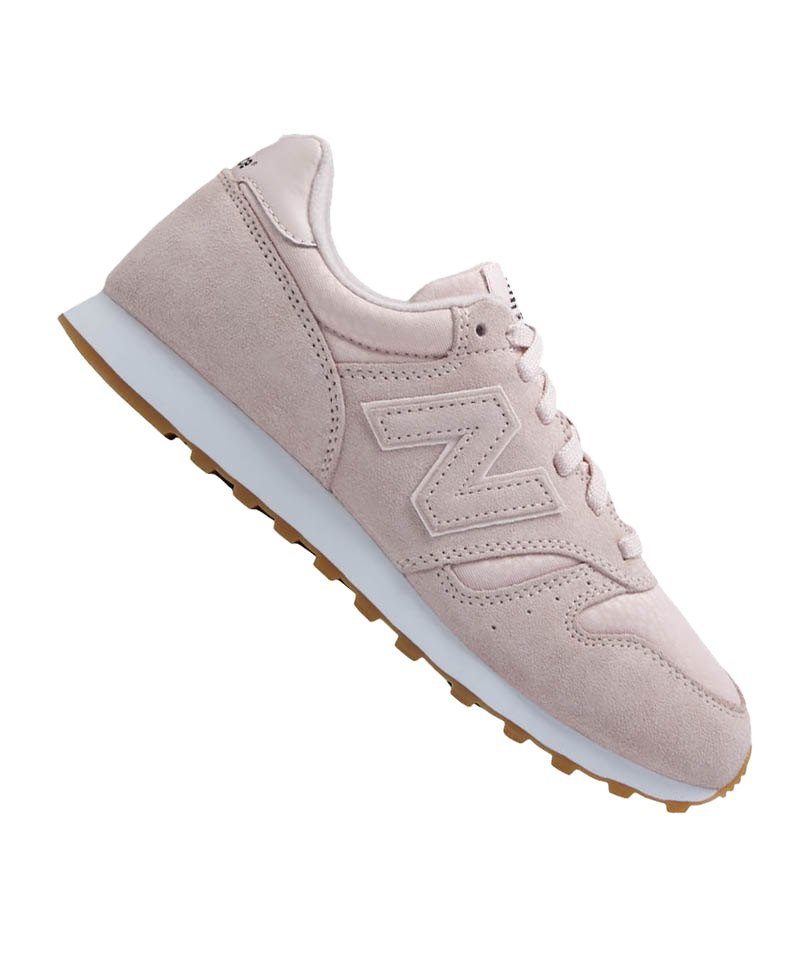 New Balance Leather Sneaker WL373 Damen F13 - rosa
