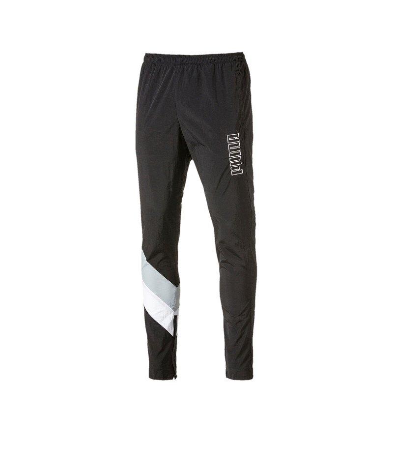 PUMA Heritage Pants Hose lang Schwarz F01 - schwarz