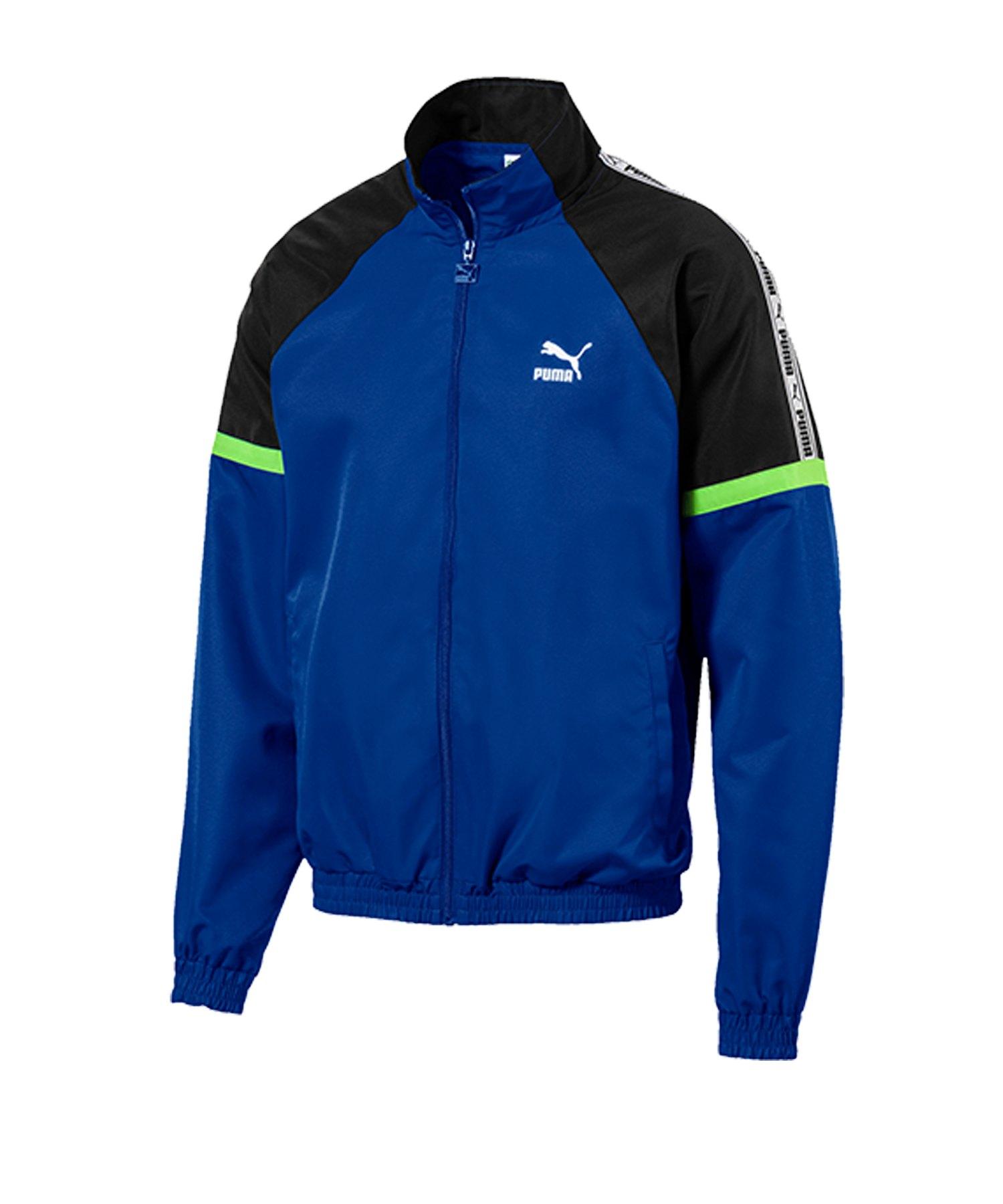 PUMA XTG Woven Jacket Jacke F97 - blau