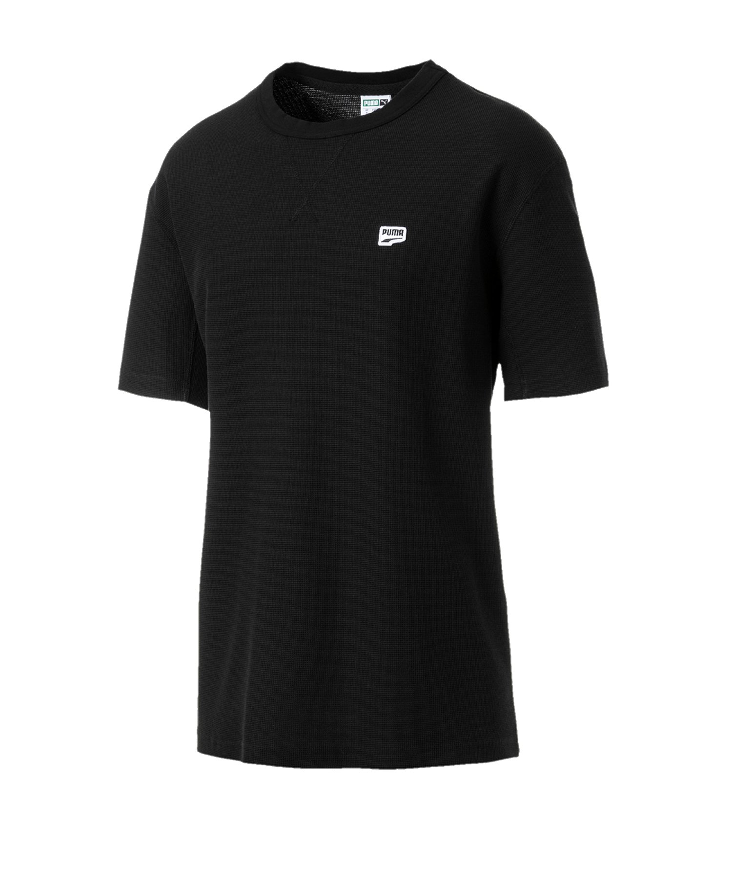 PUMA Downtown Tee T-Shirt Schwarz F01 - schwarz