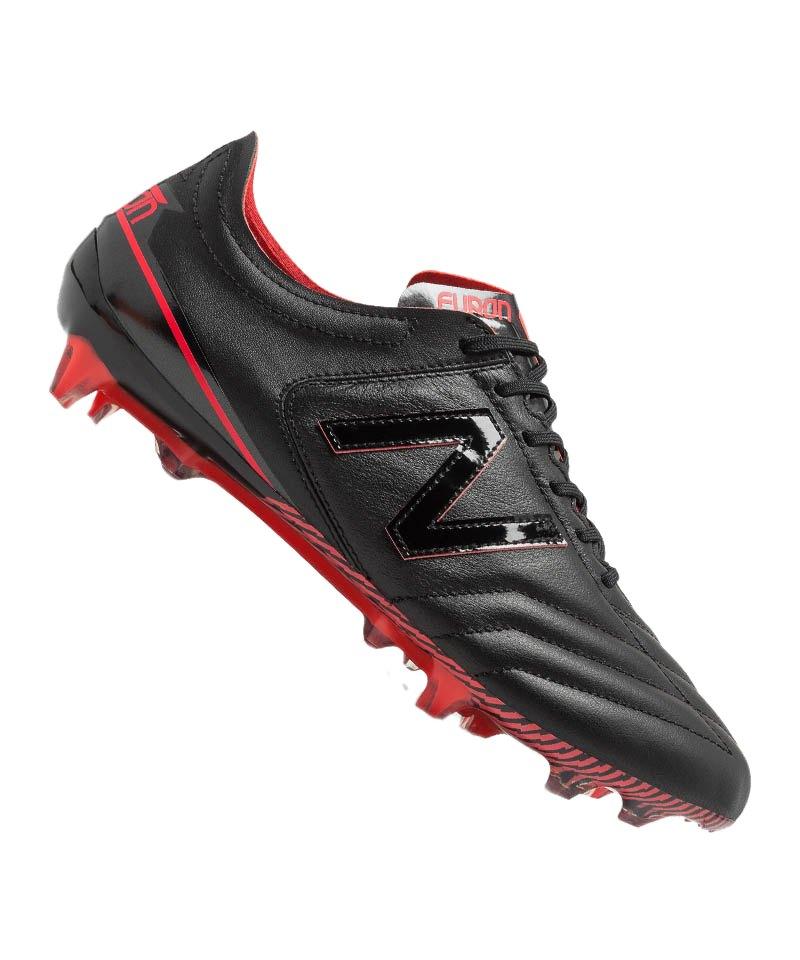 New Balance Furon 3.0 Pro K-Leather FG Schwarz F8 - schwarz