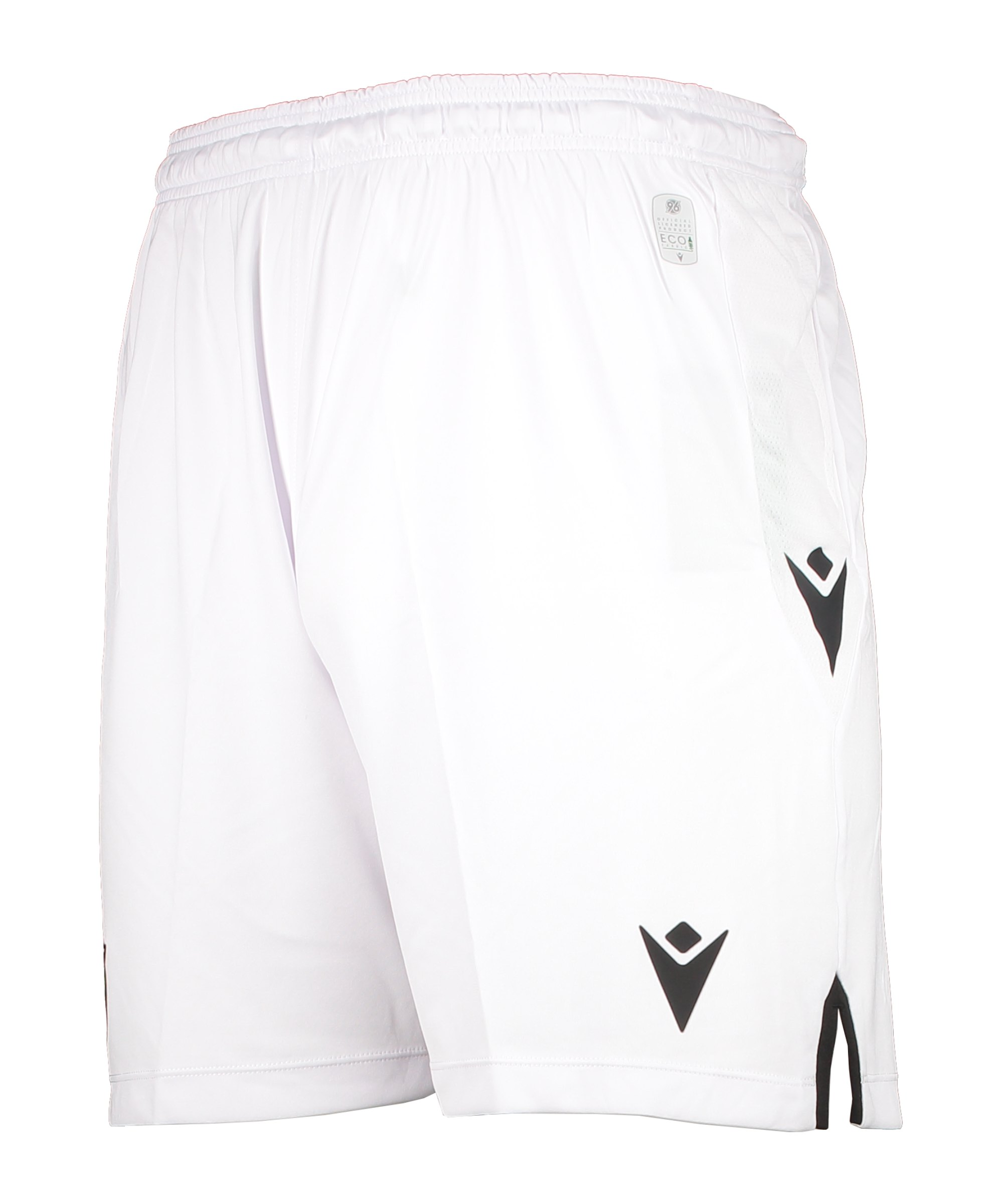 Macron Hannover 96 Authentic Short 3rd 2021/2022 Weiss - weiss