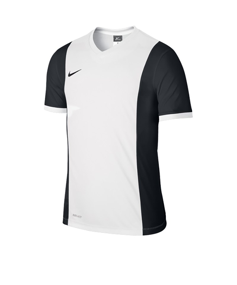 Nike Kurzarm Trikot Park Derby F100 Weiss Schwarz - weiss