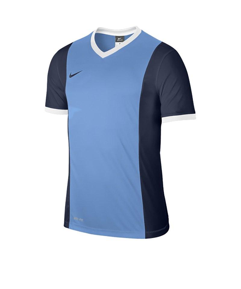 Nike Kurzarm Trikot Park Derby F412 Hellblau - blau