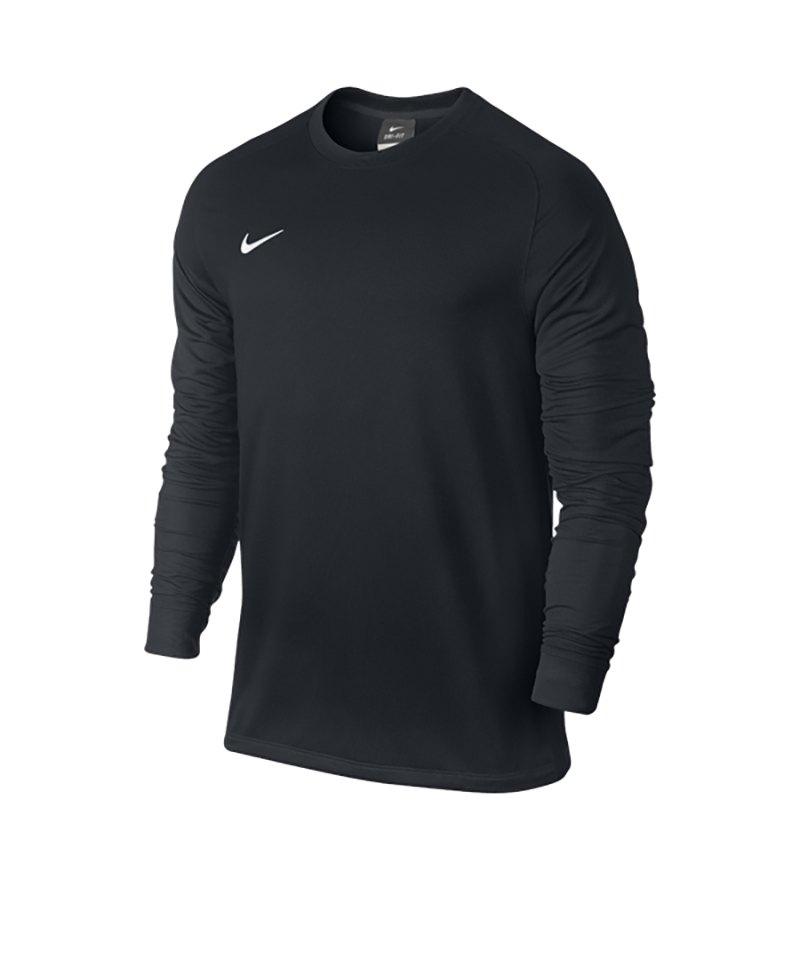 Nike Torwarttrikot Park Goalie II F010 Schwarz - schwarz