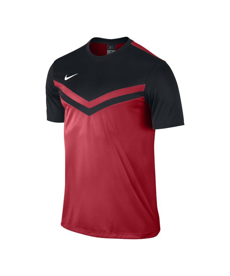 Nike Kurzarm Trikot Victory II Kinder F657 Rot - rot