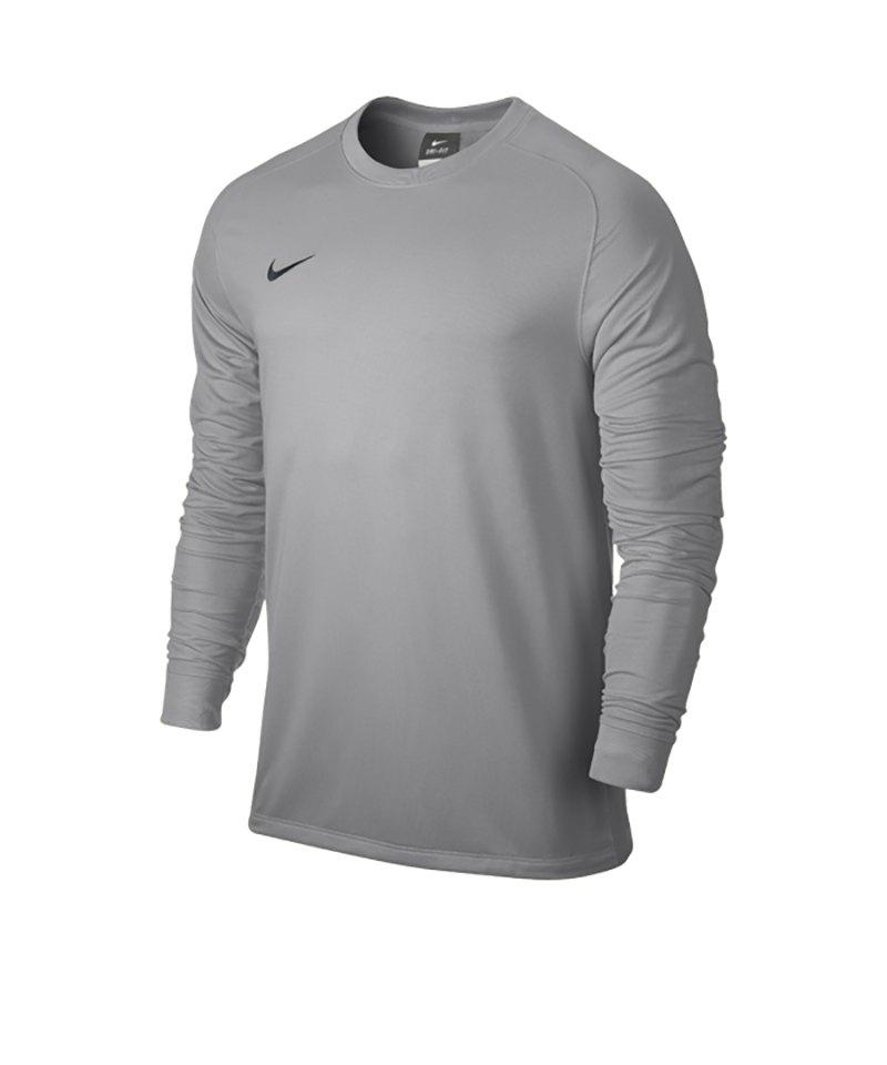 Nike Torwarttrikot Park Goalie II Kinder F001 Grau - grau
