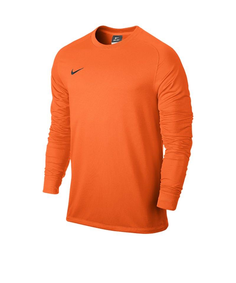 Nike Torwarttrikot Park Goalie II Kinder F803 - orange