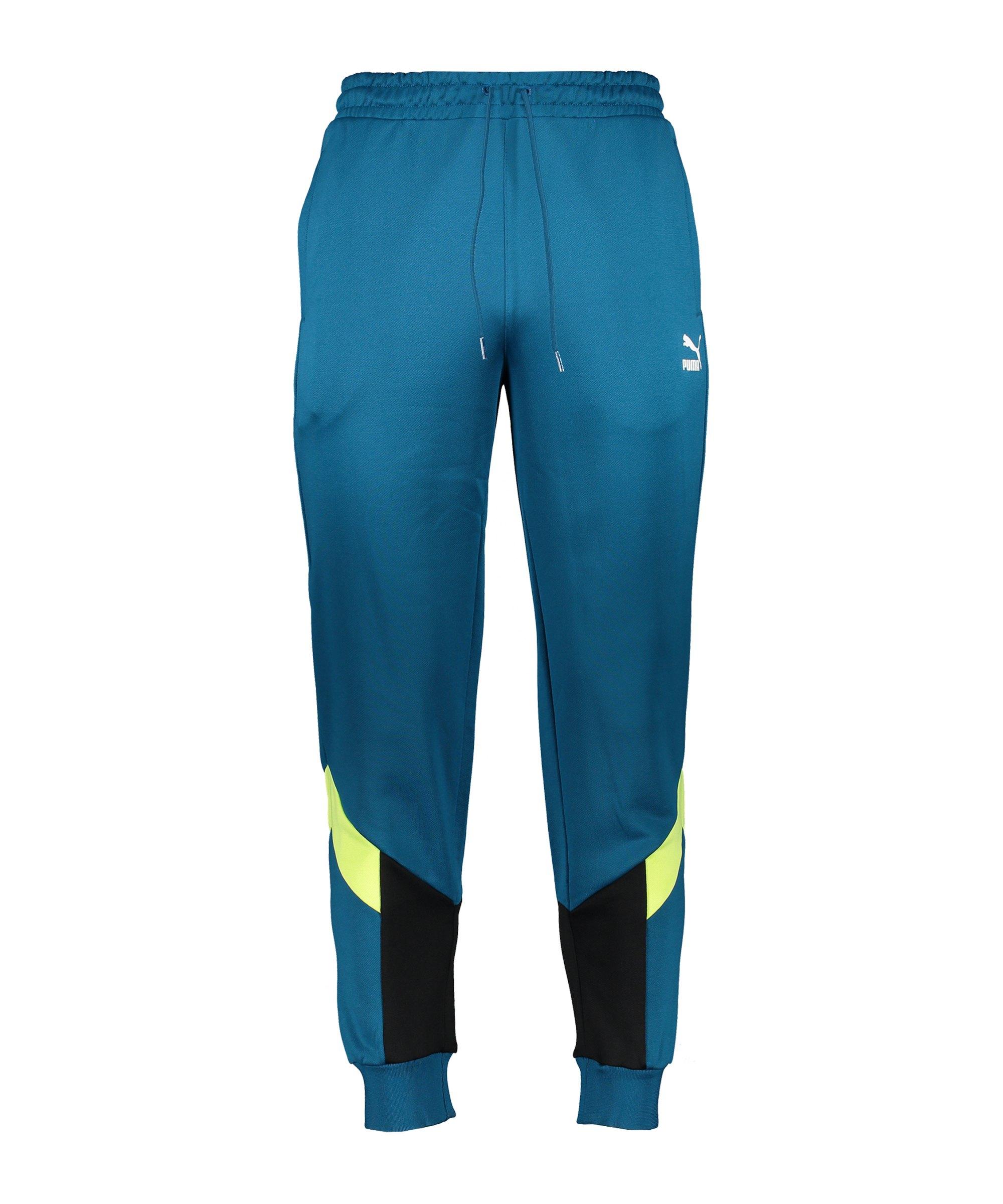PUMA Iconic MCS Track Jogginghose Blau F36 - blau