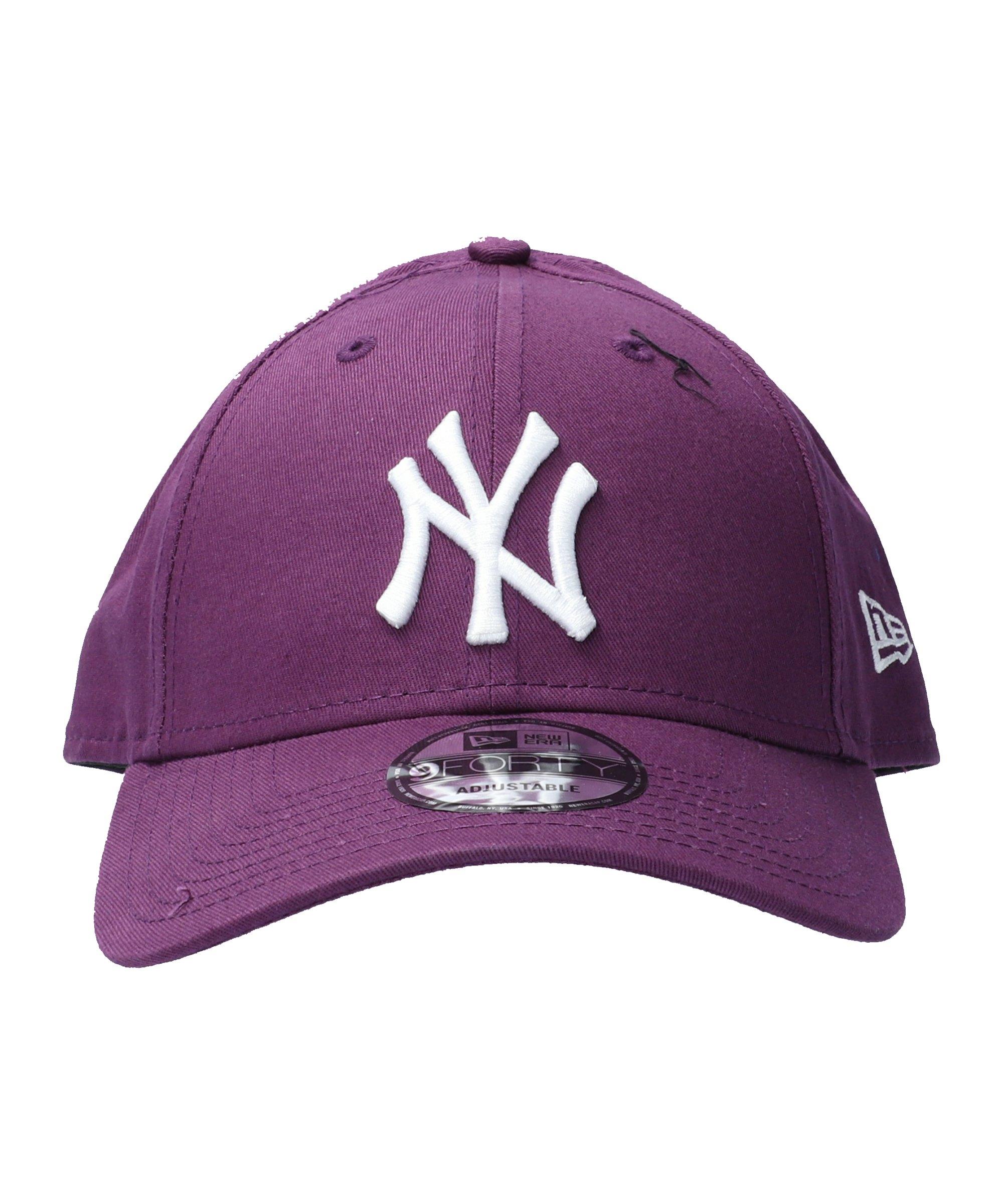 New Era NY Yankees Colour Ess 940 Cap FDAMWHI - weiss