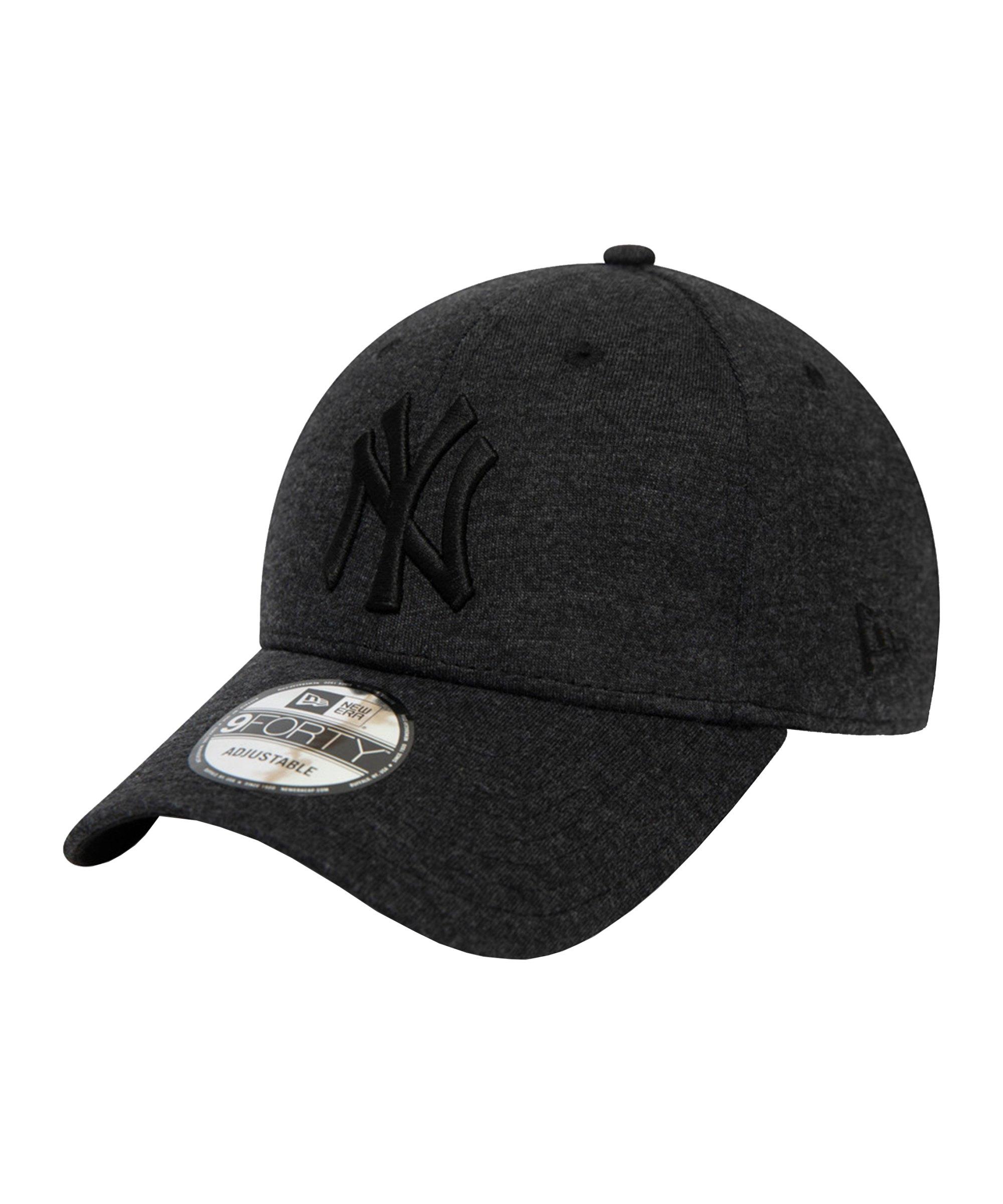 New Era NY Yankees Ess. 940 Cap Schwarz FBLK - schwarz