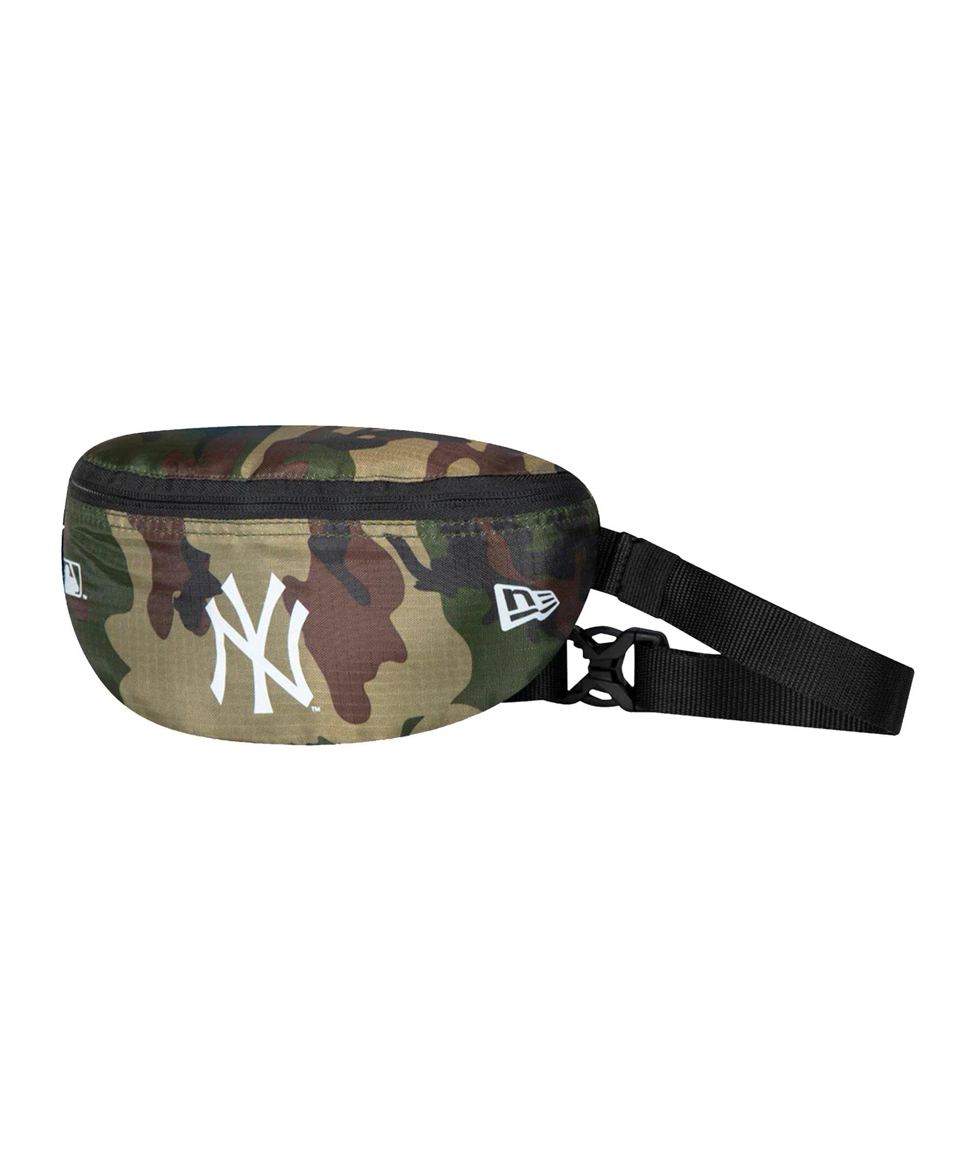 New Era NY Yankees Mini Waist Bag Grün FWDC - gruen