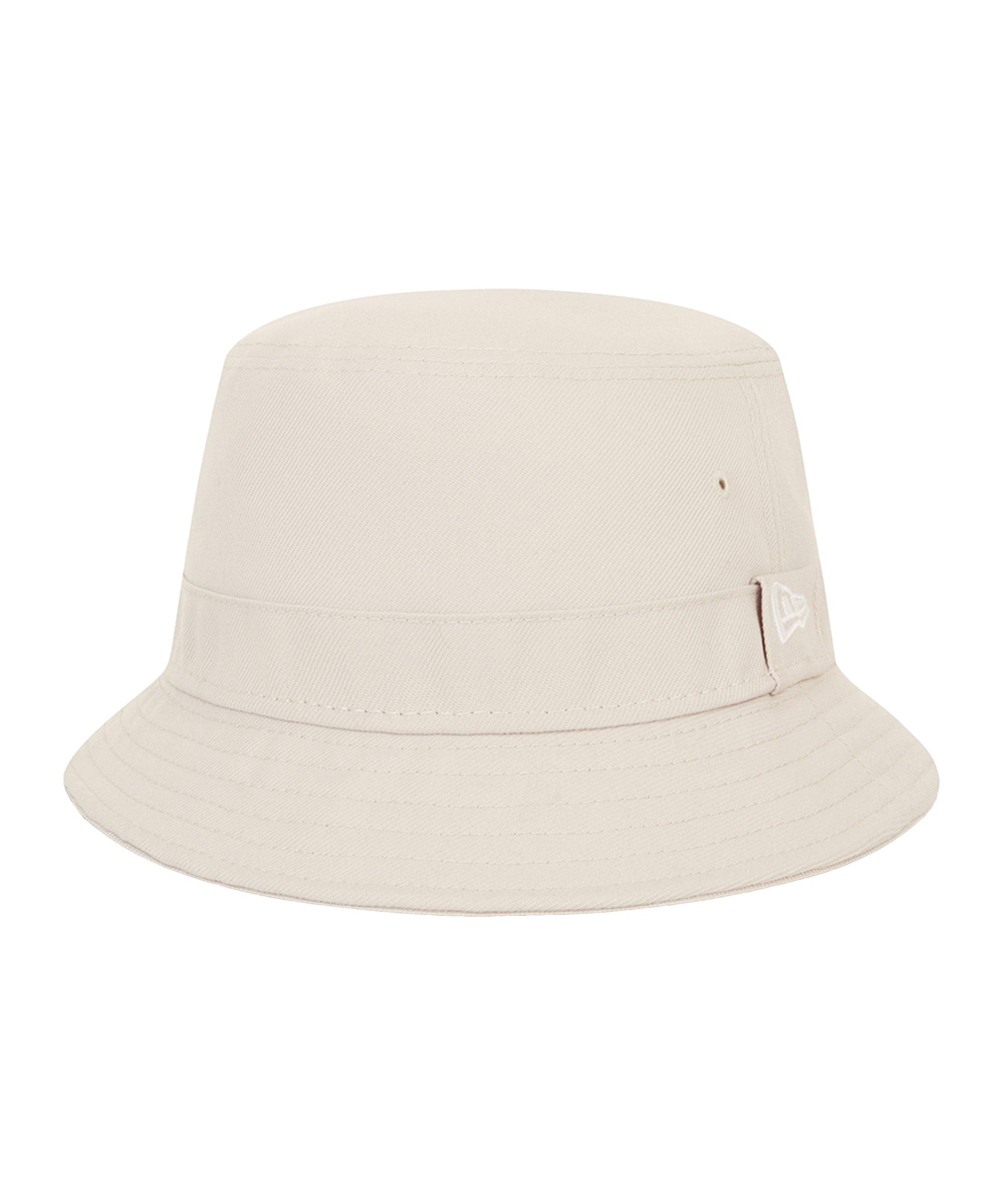 New Era Essential Bucket Hat Beige FSTN - beige