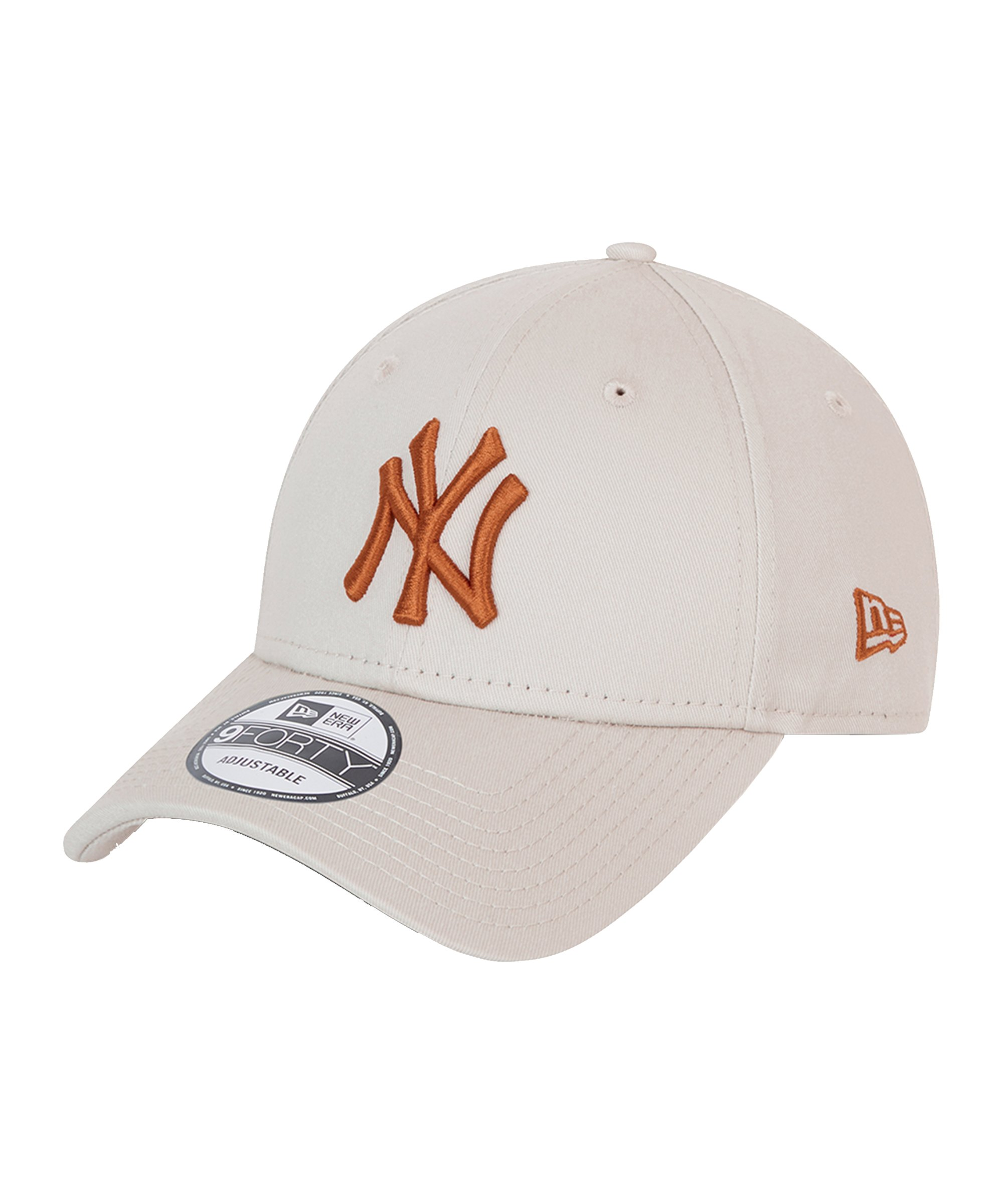 New Era NY Yankees Essential 9Forty Cap FSTNTOF - beige