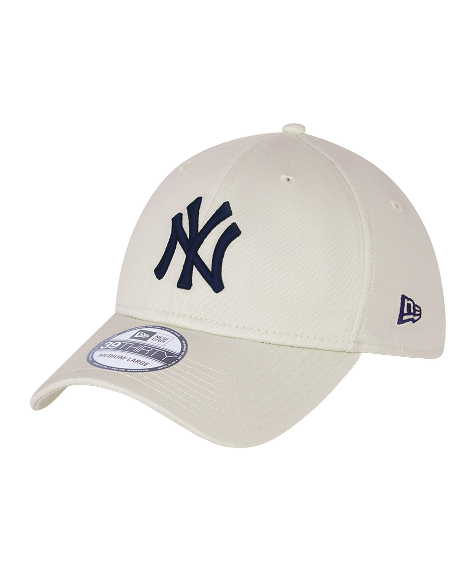 New Era NY Yankees Essential 39Thirty Cap FSTNNVY - beige