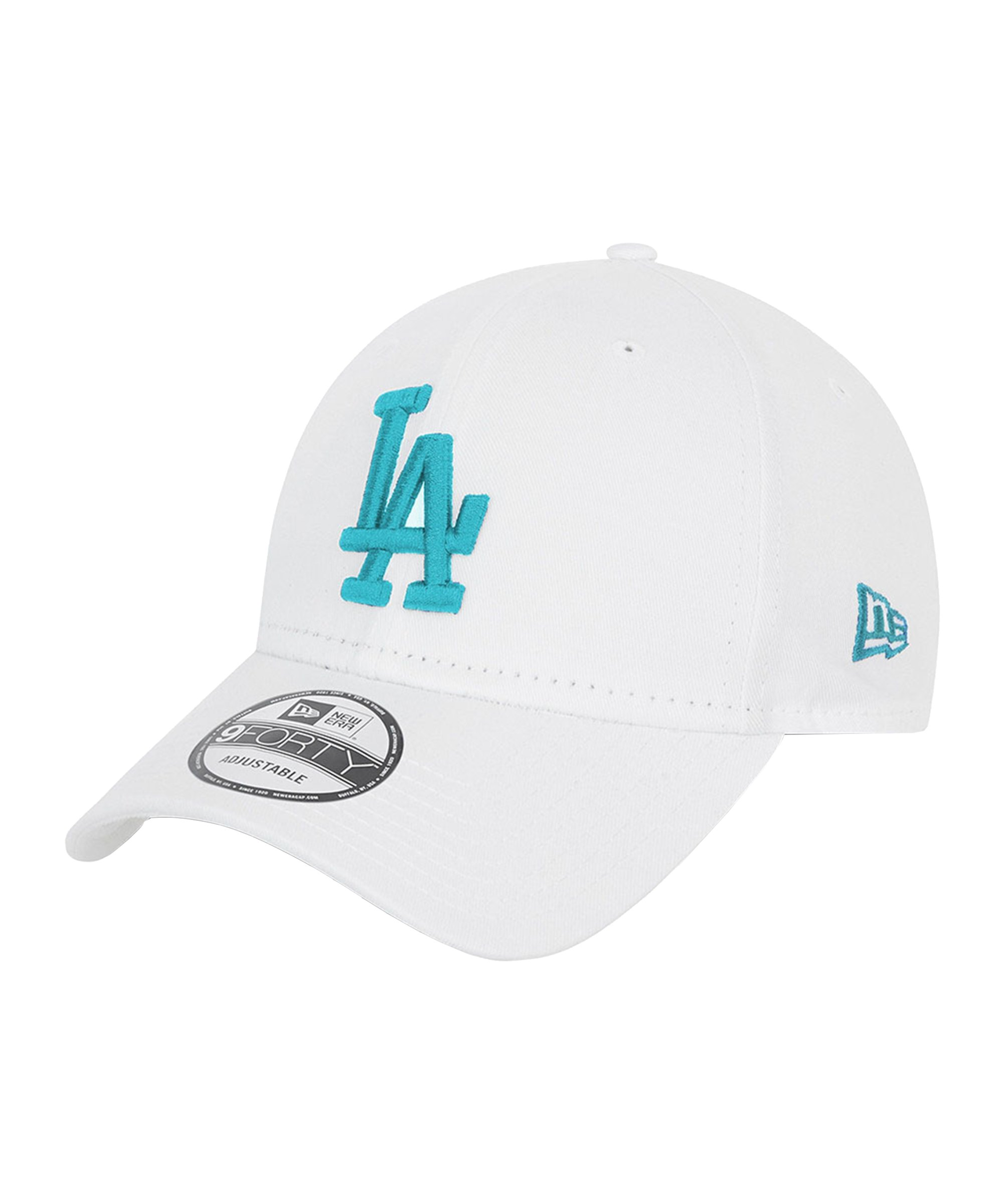 New Era LA Dodgers Essential 9Forty Cap FWHIAIQ - weiss