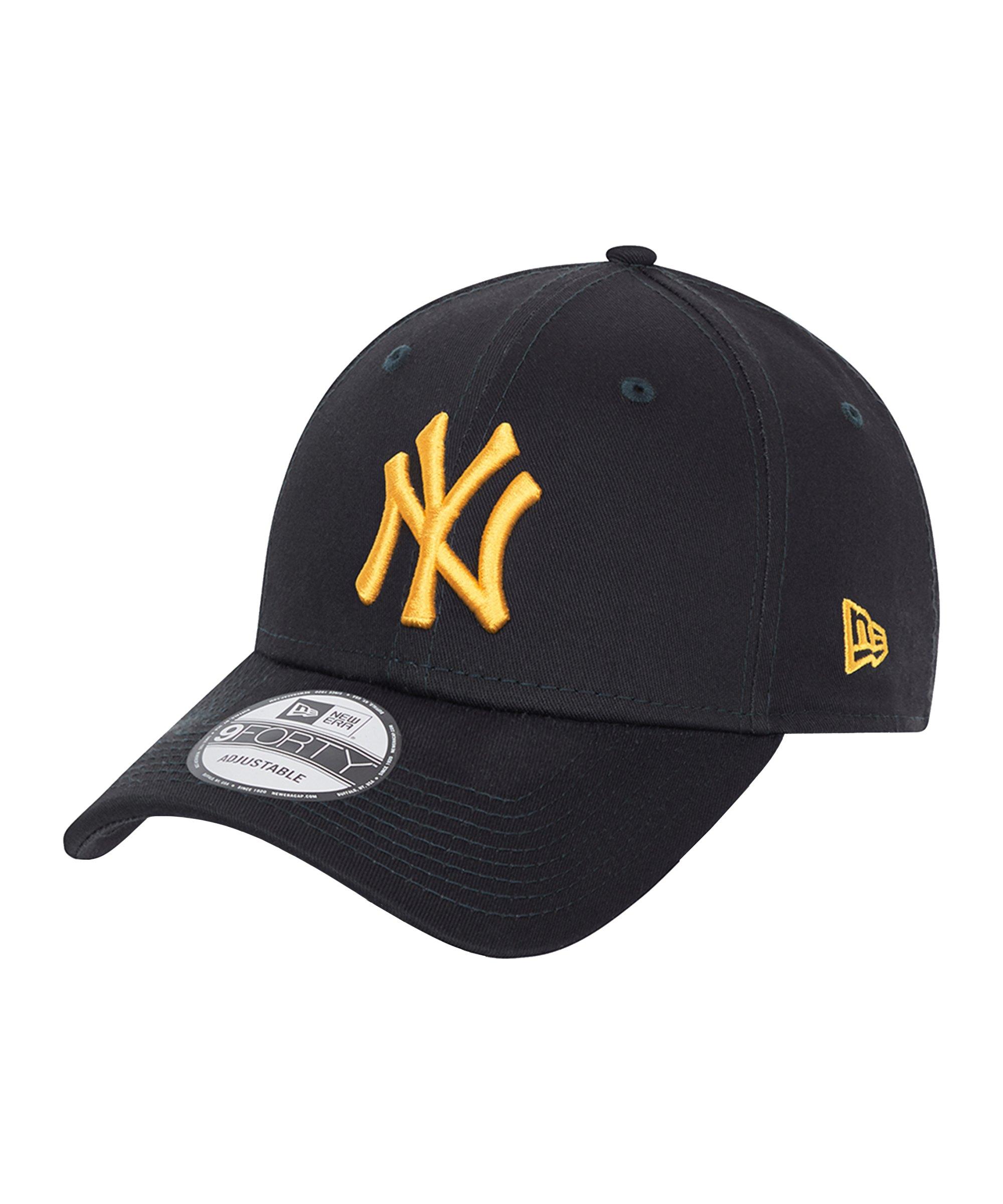 New Era NY Yankees Essential 9Forty Cap FNVYAGD - schwarz