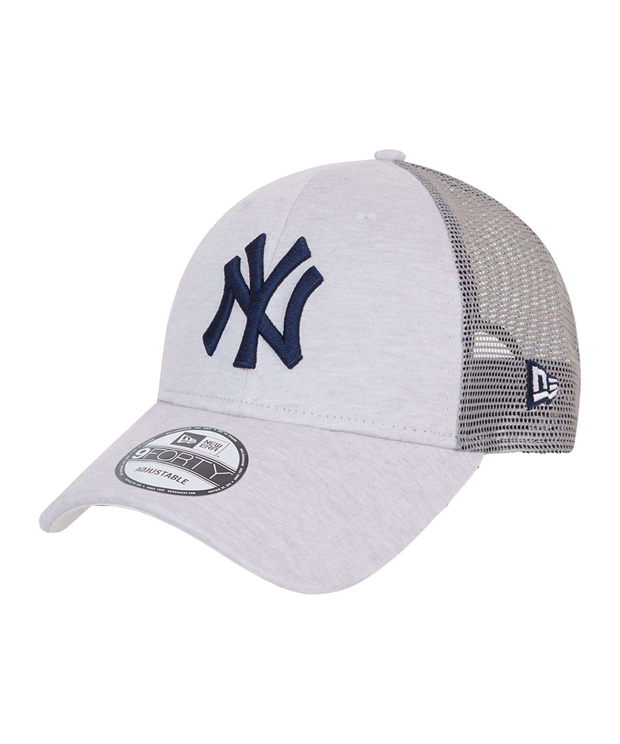 New Era NY Yankees 9Forty Trucker Cap Grün FSDL - weiss
