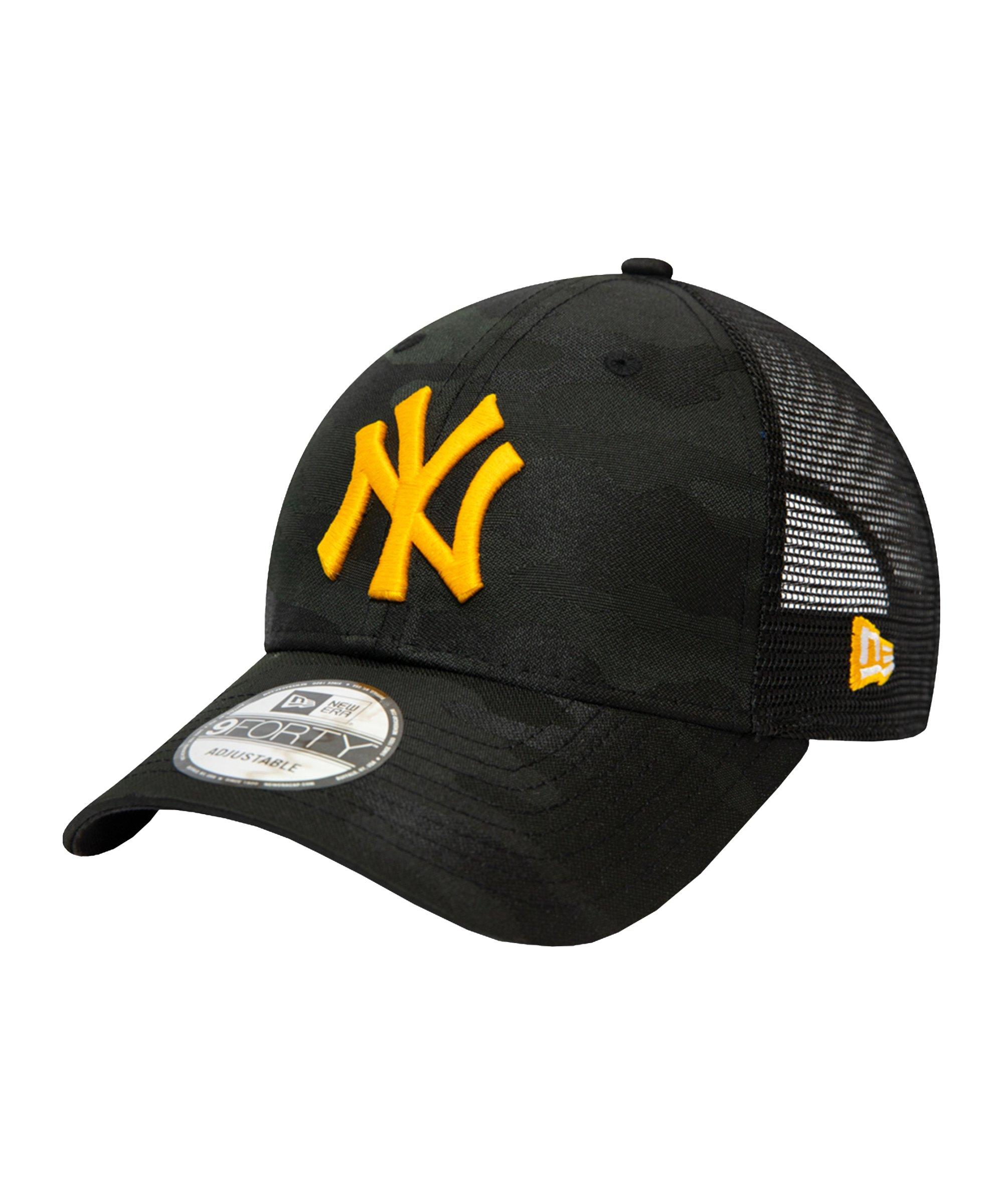 New Era NY Yankees Trucker 9Forty Cap FBLKGZE - schwarz