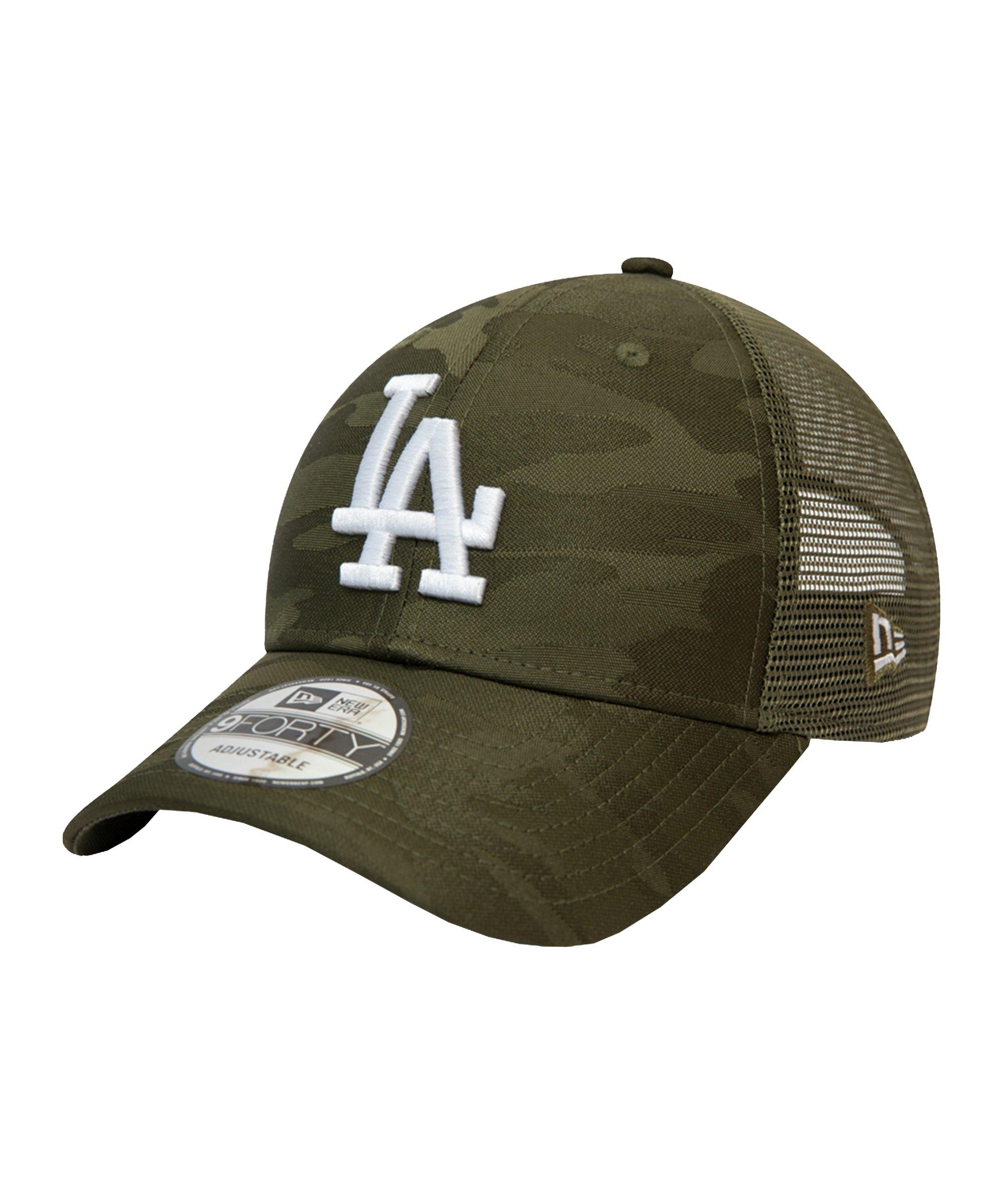 New Era LA Dodgers Trucker 9Forty Cap FNOVWHI - gruen