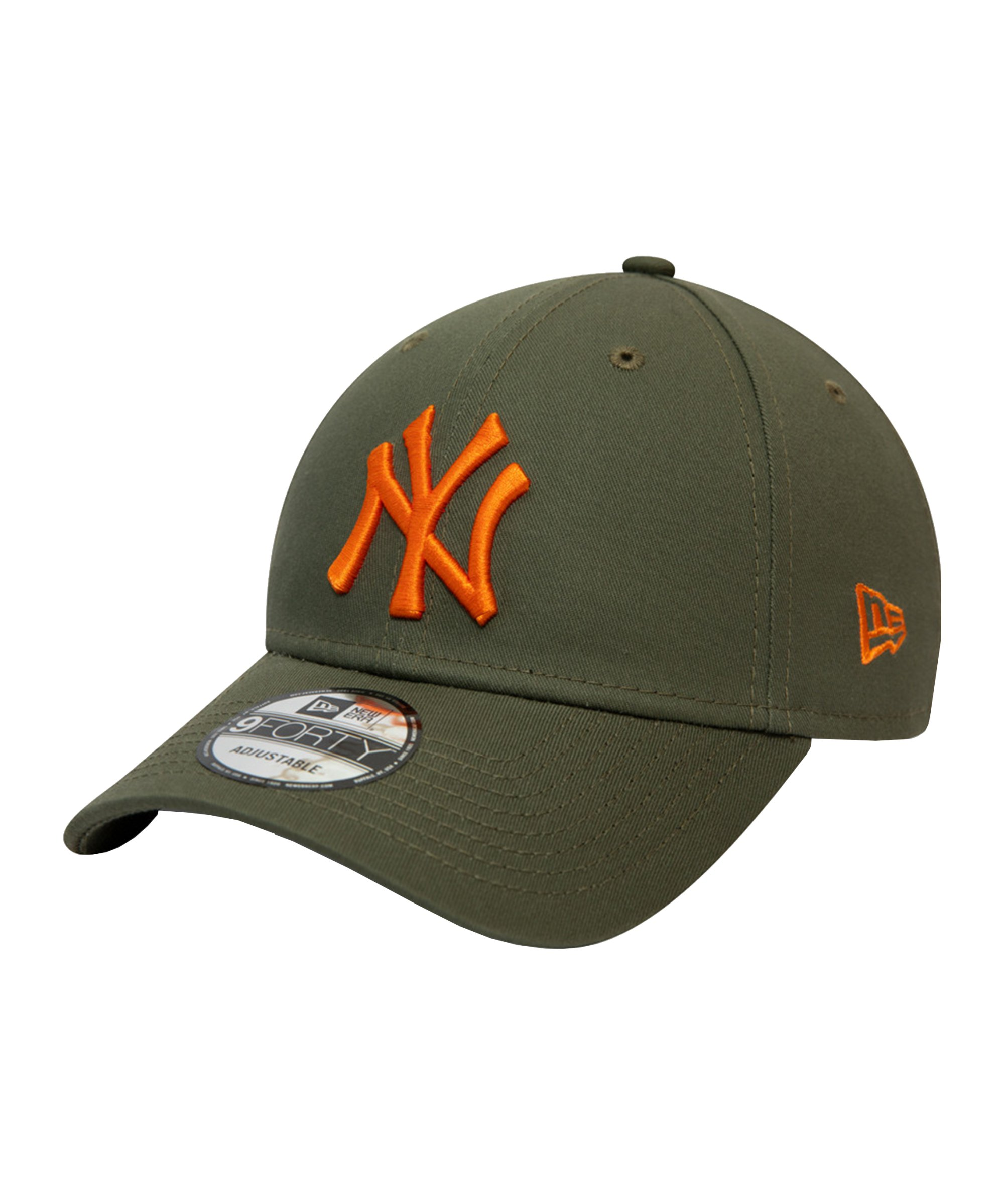 New Era NY Yankees Essential 9Forty Cap FNOV - gruen
