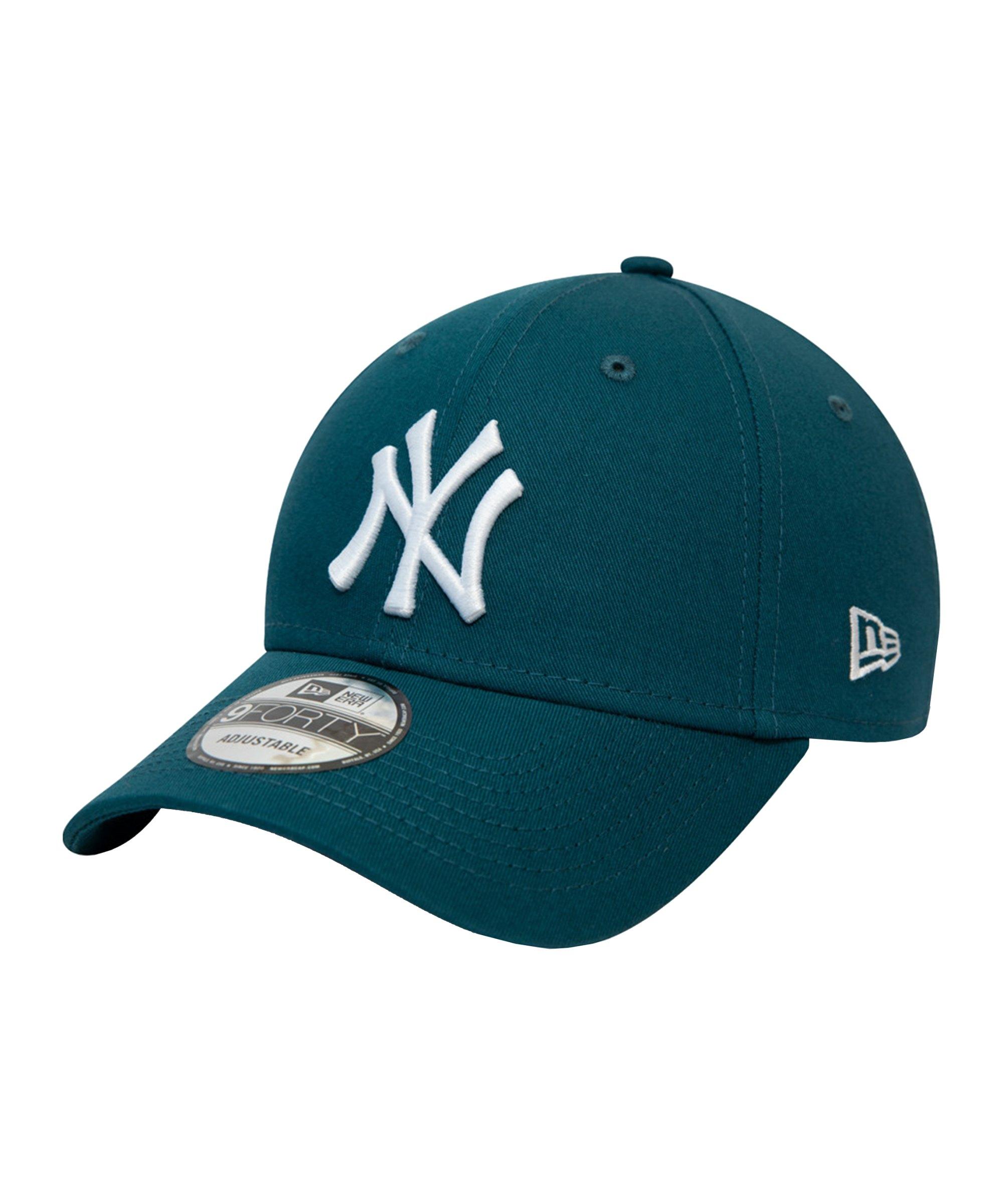 New Era NY Yankees Essential 9Forty Cap FCDT - tuerkis