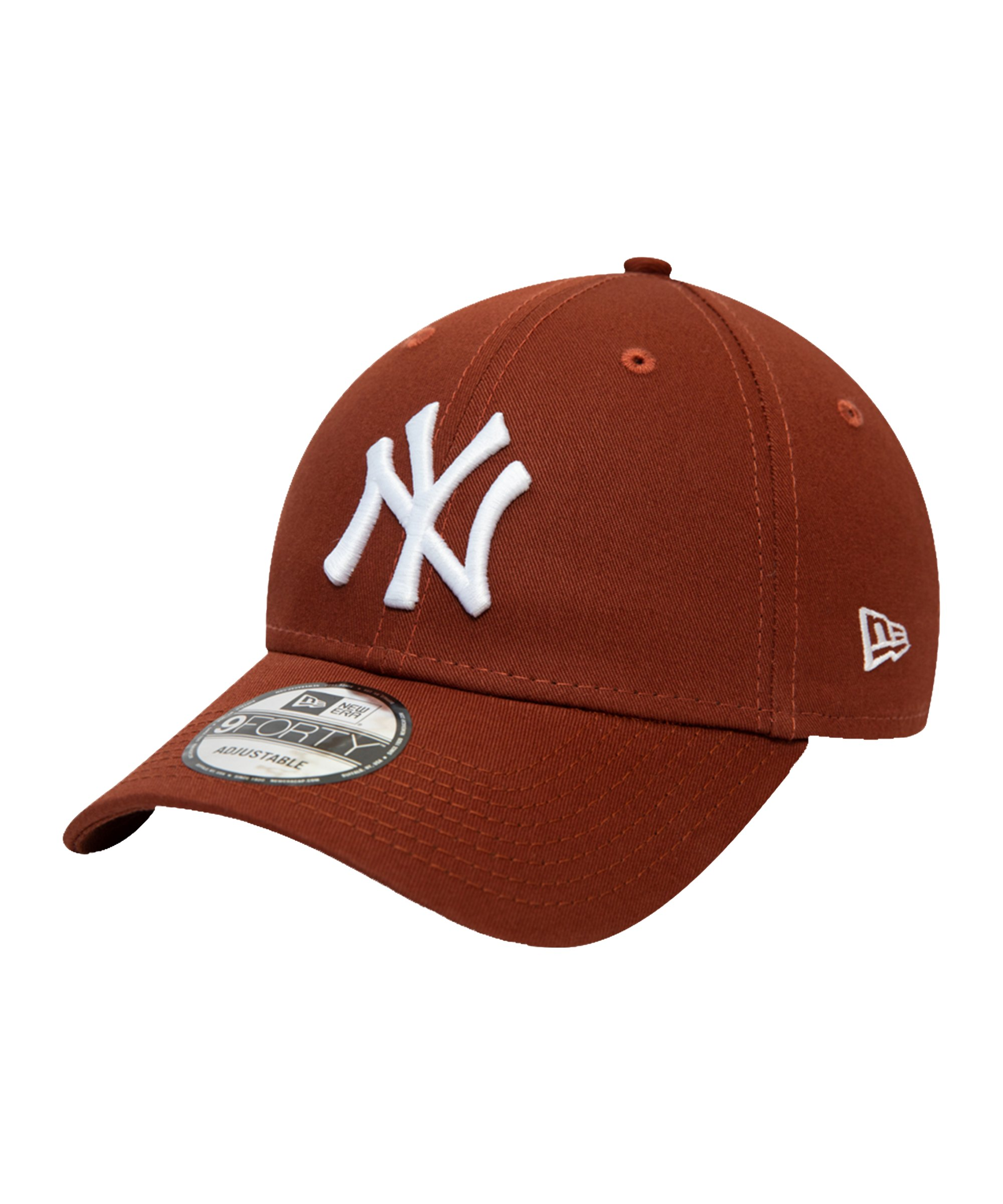 New Era NY Yankees Essential 9Forty Cap FWBA - rot