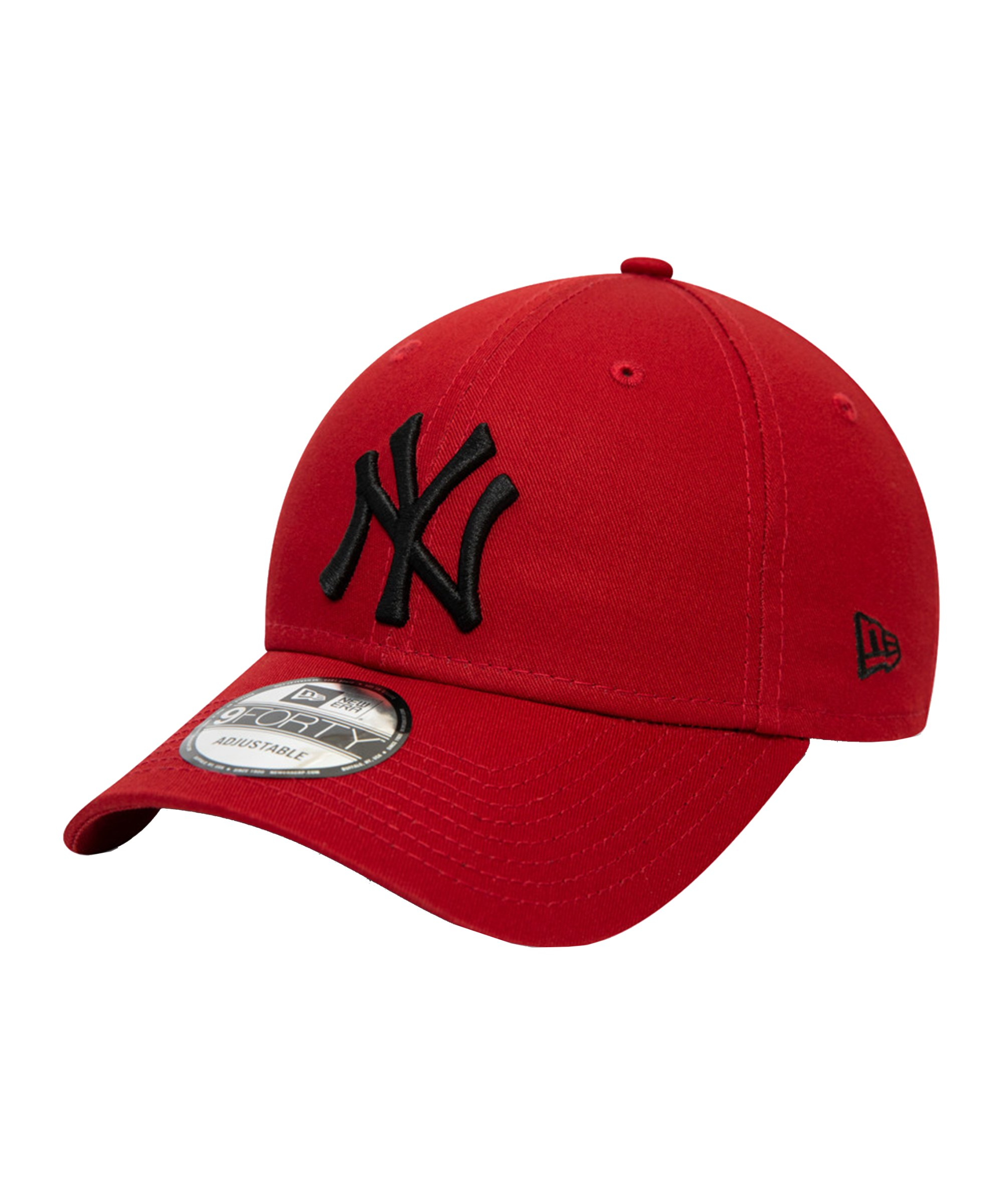 New Era NY Yankees Essential 9Forty Cap FHRD - rot