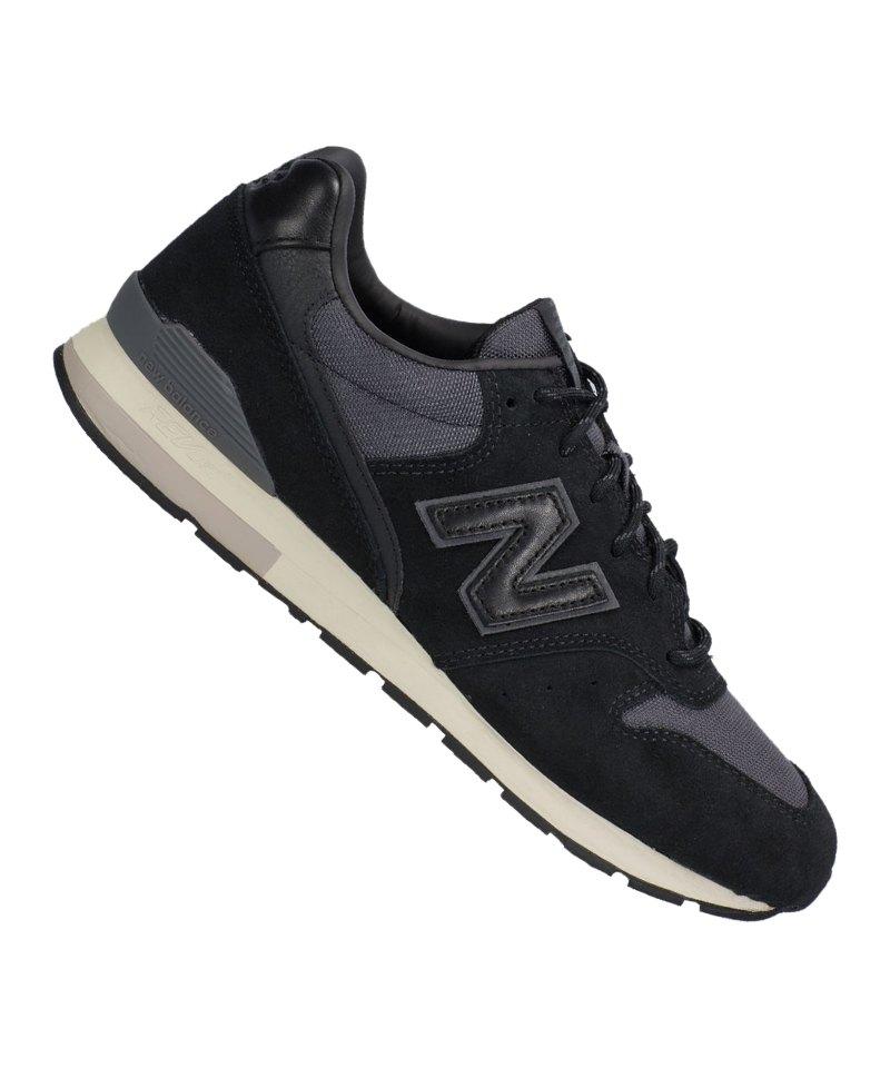 New Balance MRL996 Sneaker Schwarz Grau F11 - beige