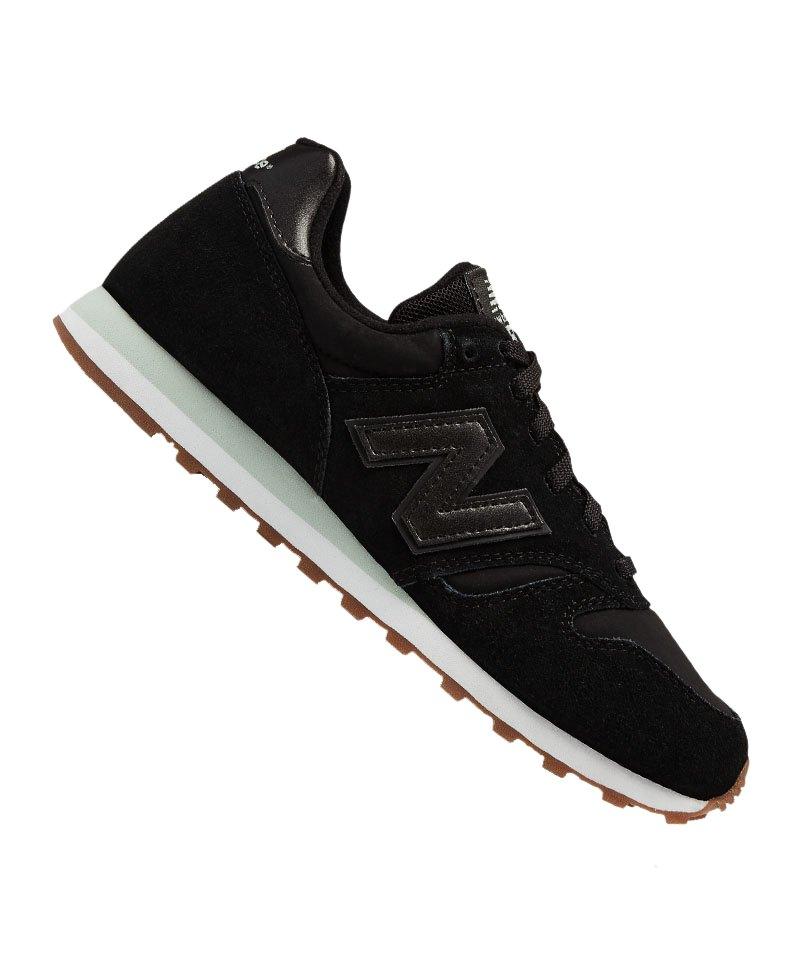 New Balance WL373 Sneaker Damen Schwarz F8 - schwarz