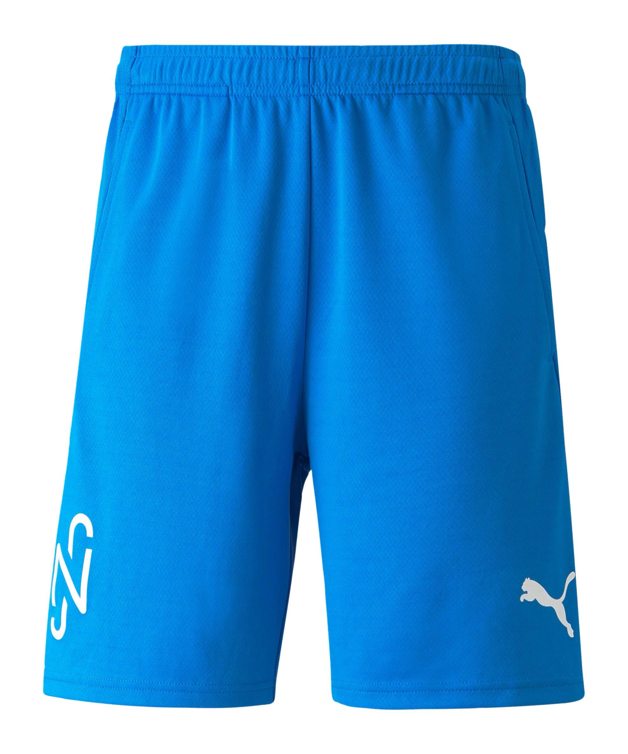 PUMA NJR Copa Short Blau F08 - blau