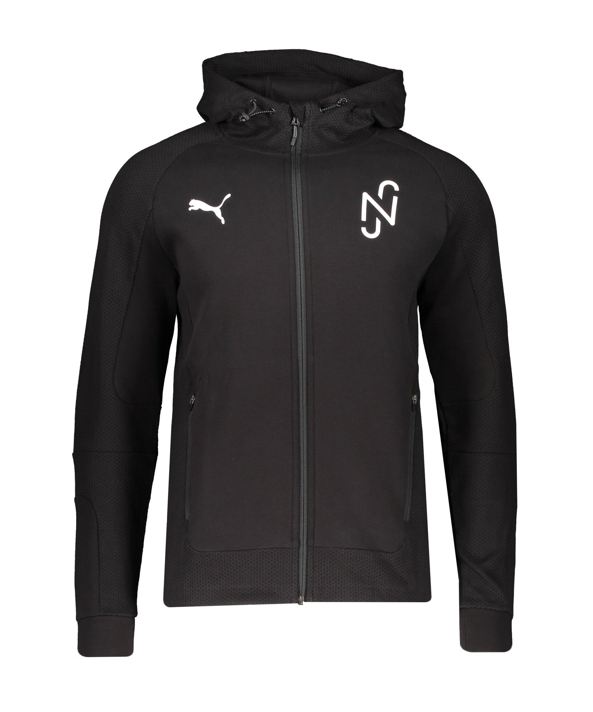 PUMA NJR Evostripe Trainingsjacke Schwarz F01 - schwarz